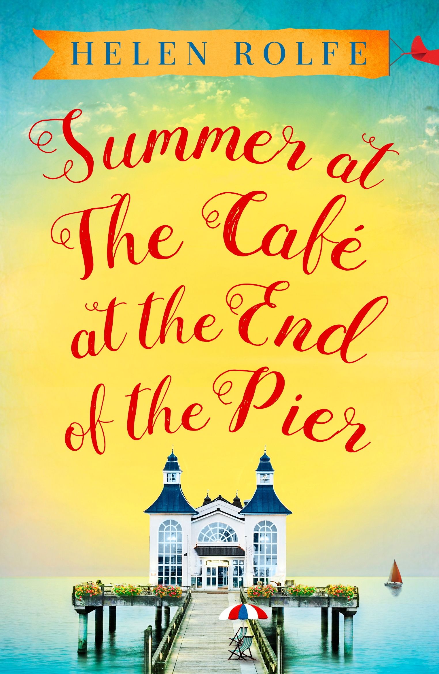 Summer at the Café at the End of the Pier