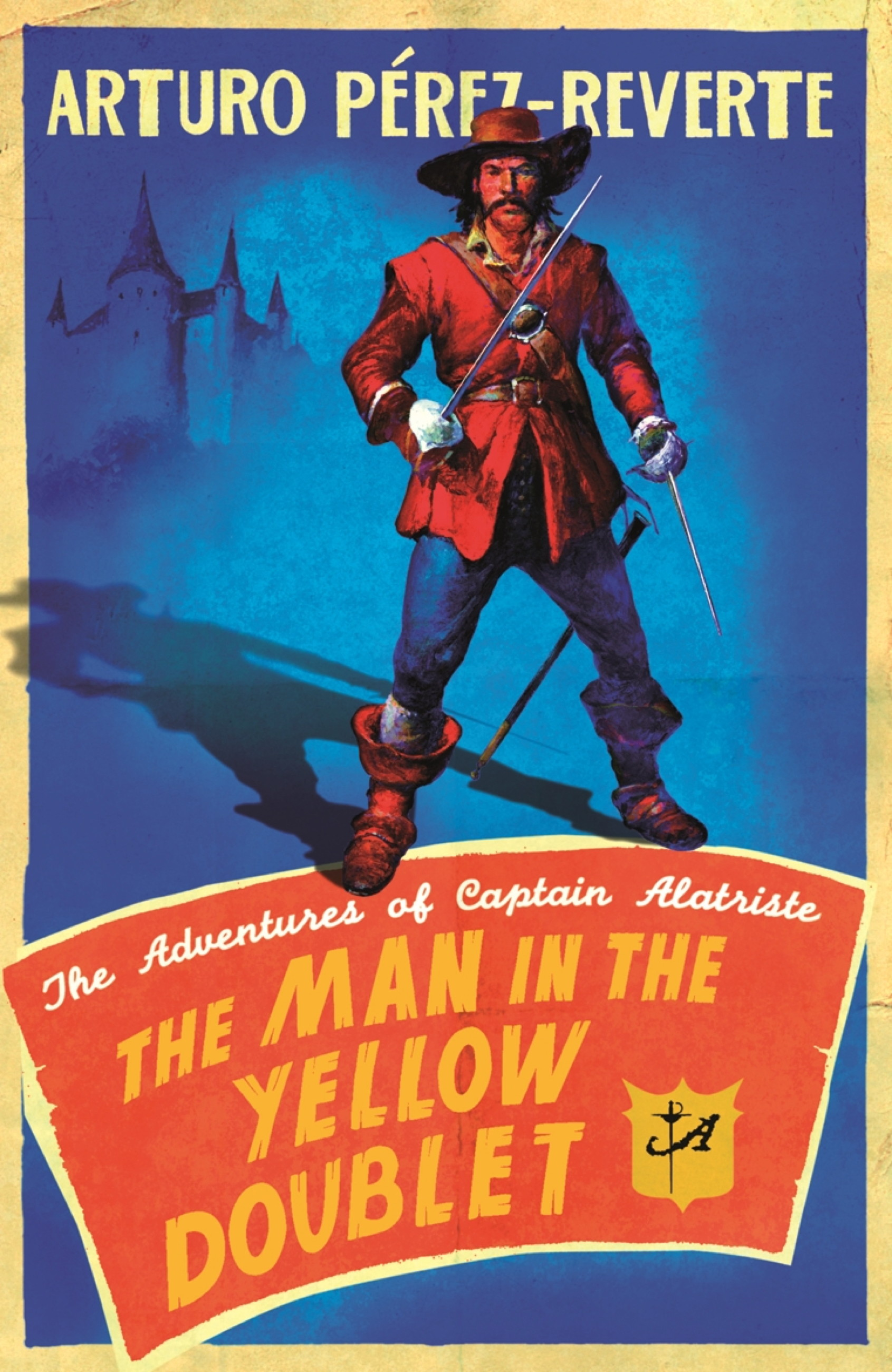 The Man In The Yellow Doublet
