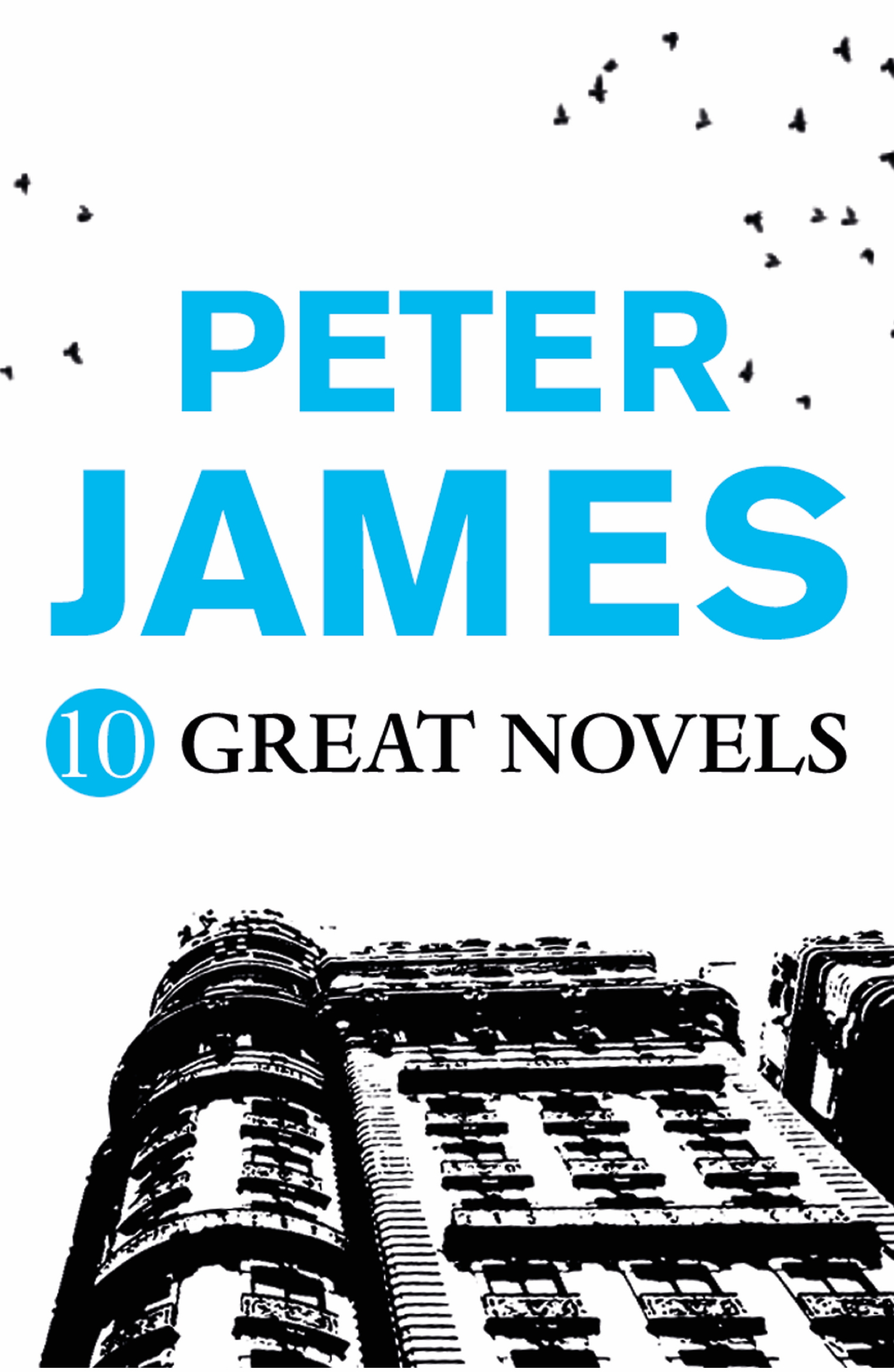 Peter James - 10 GREAT NOVELS