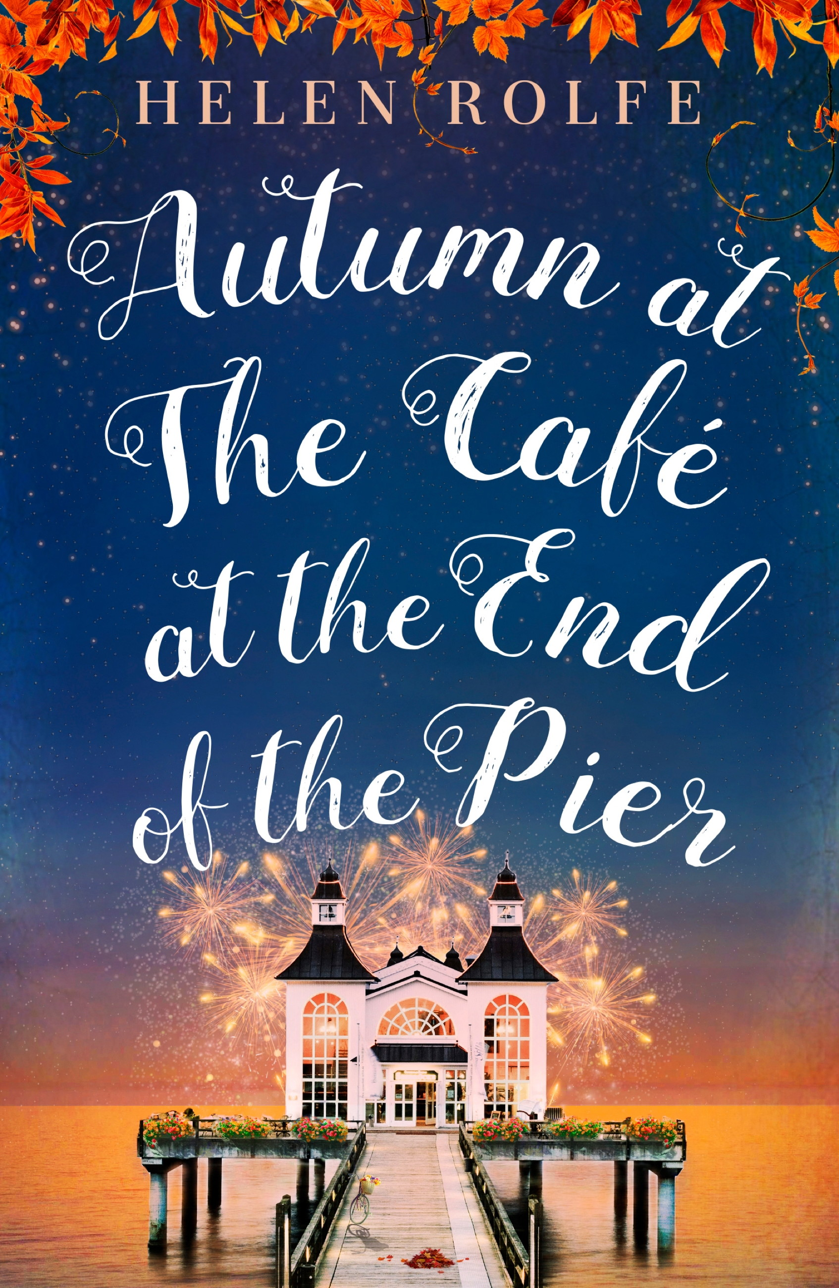 Autumn at the Café at the End of the Pier