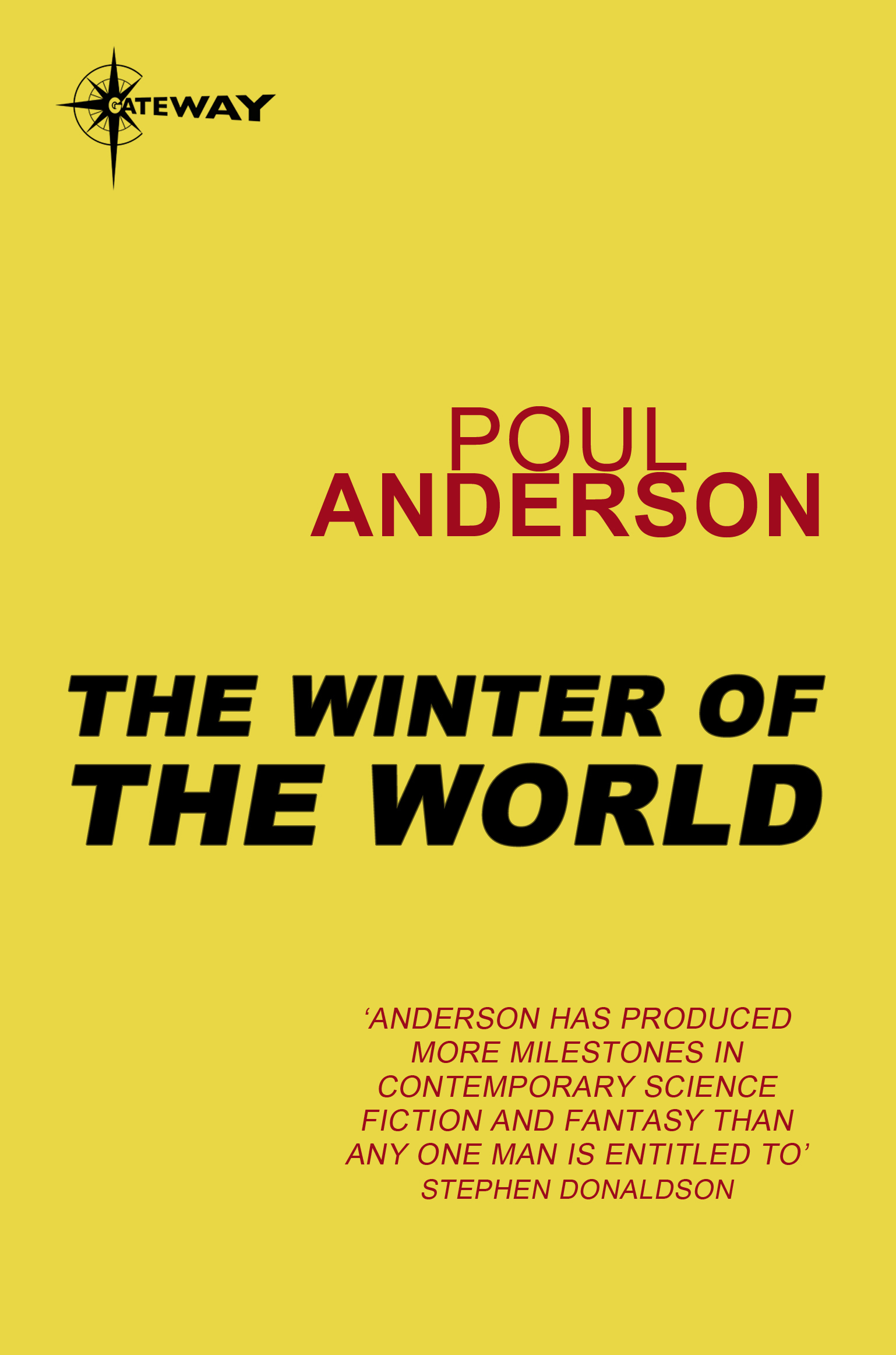 The Winter of the World