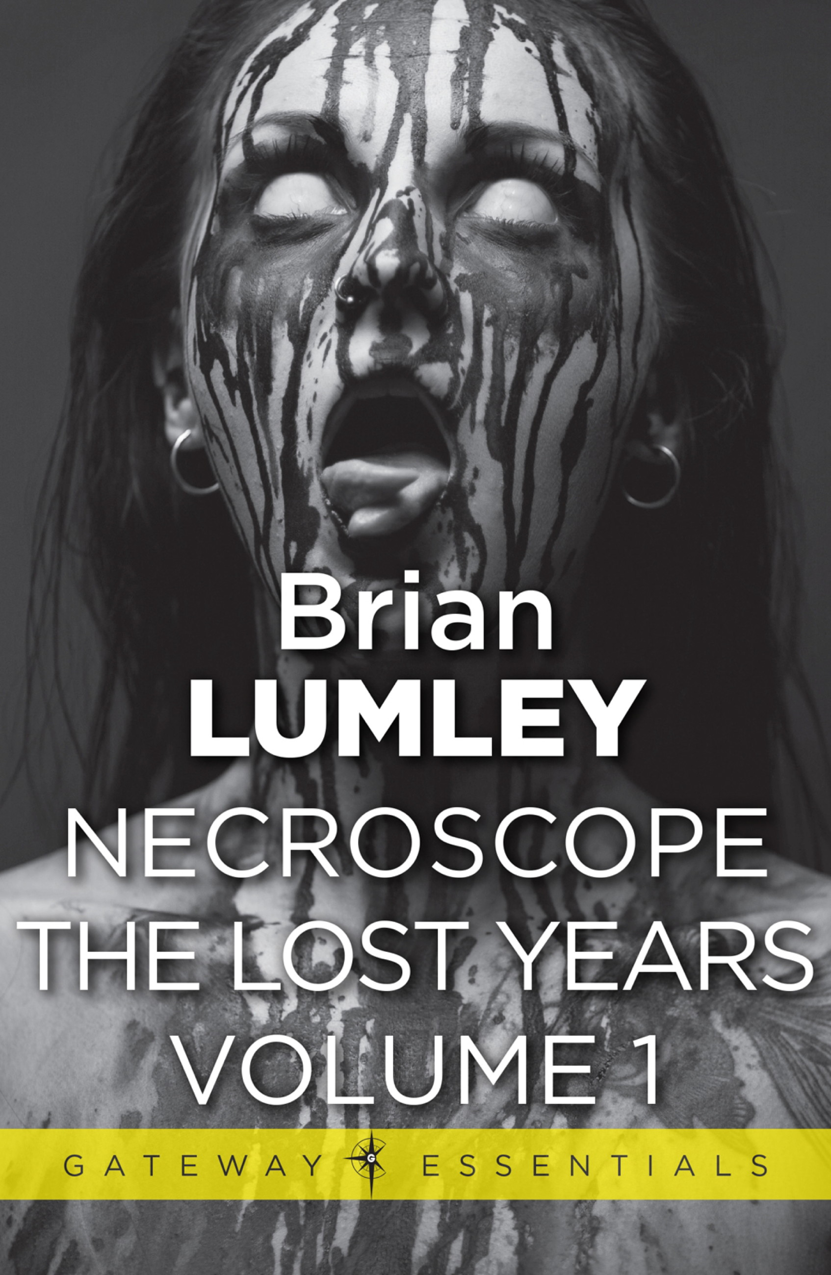 Necroscope The Lost Years Vol 1