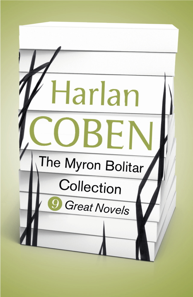 Harlan Coben - The Myron Bolitar Collection (ebook)