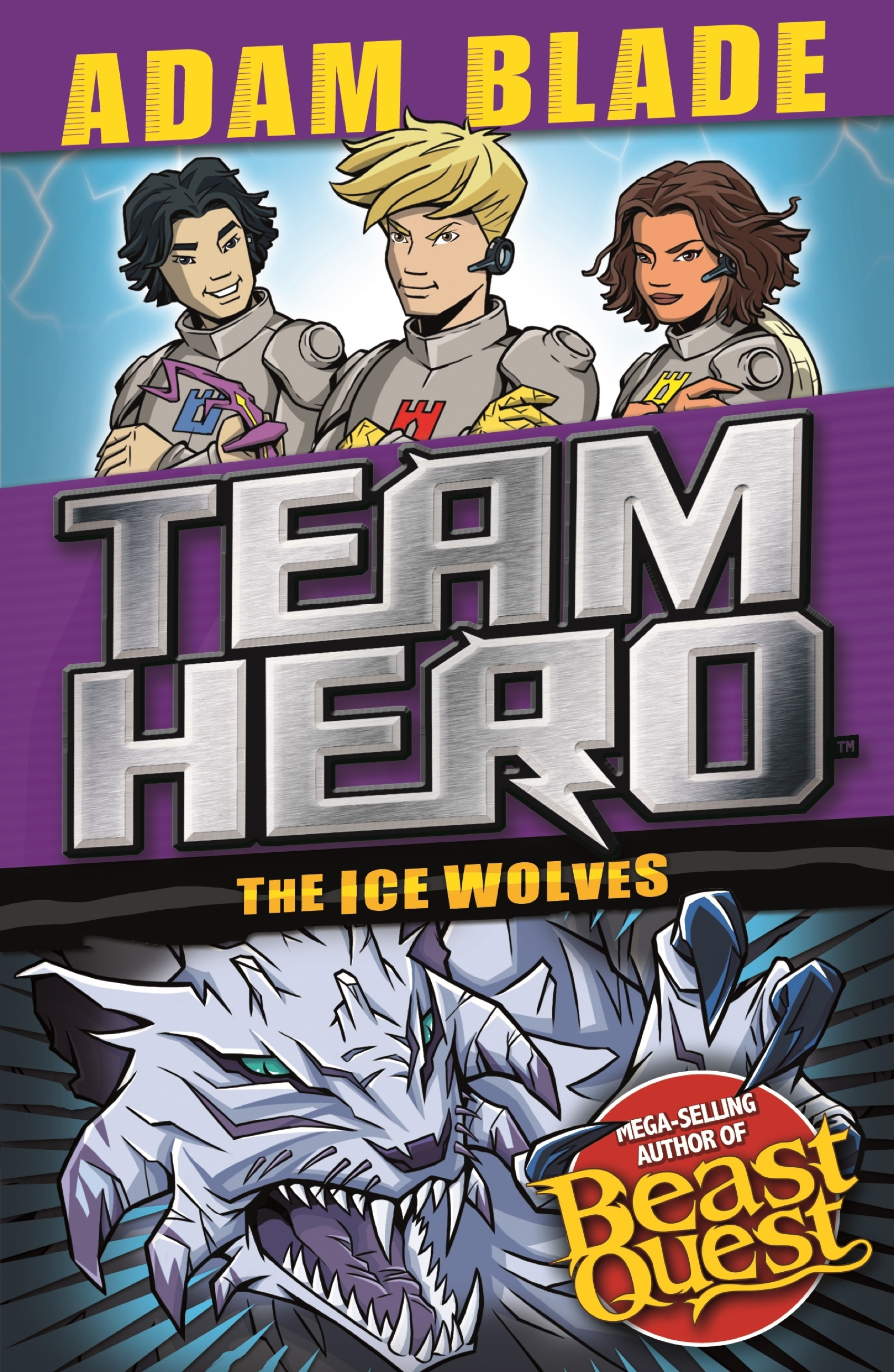 The Ice Wolves