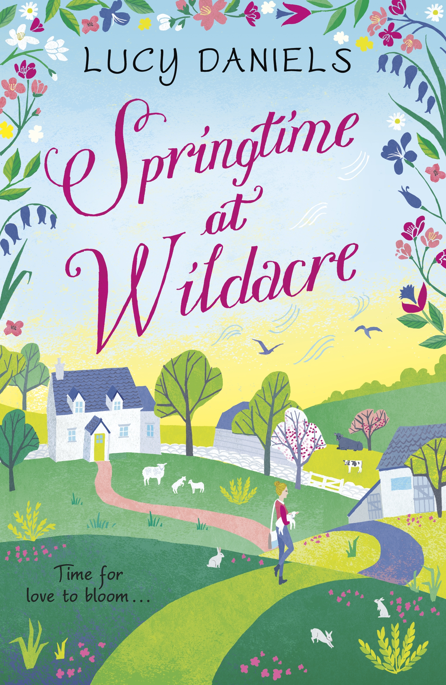 Springtime at Wildacre