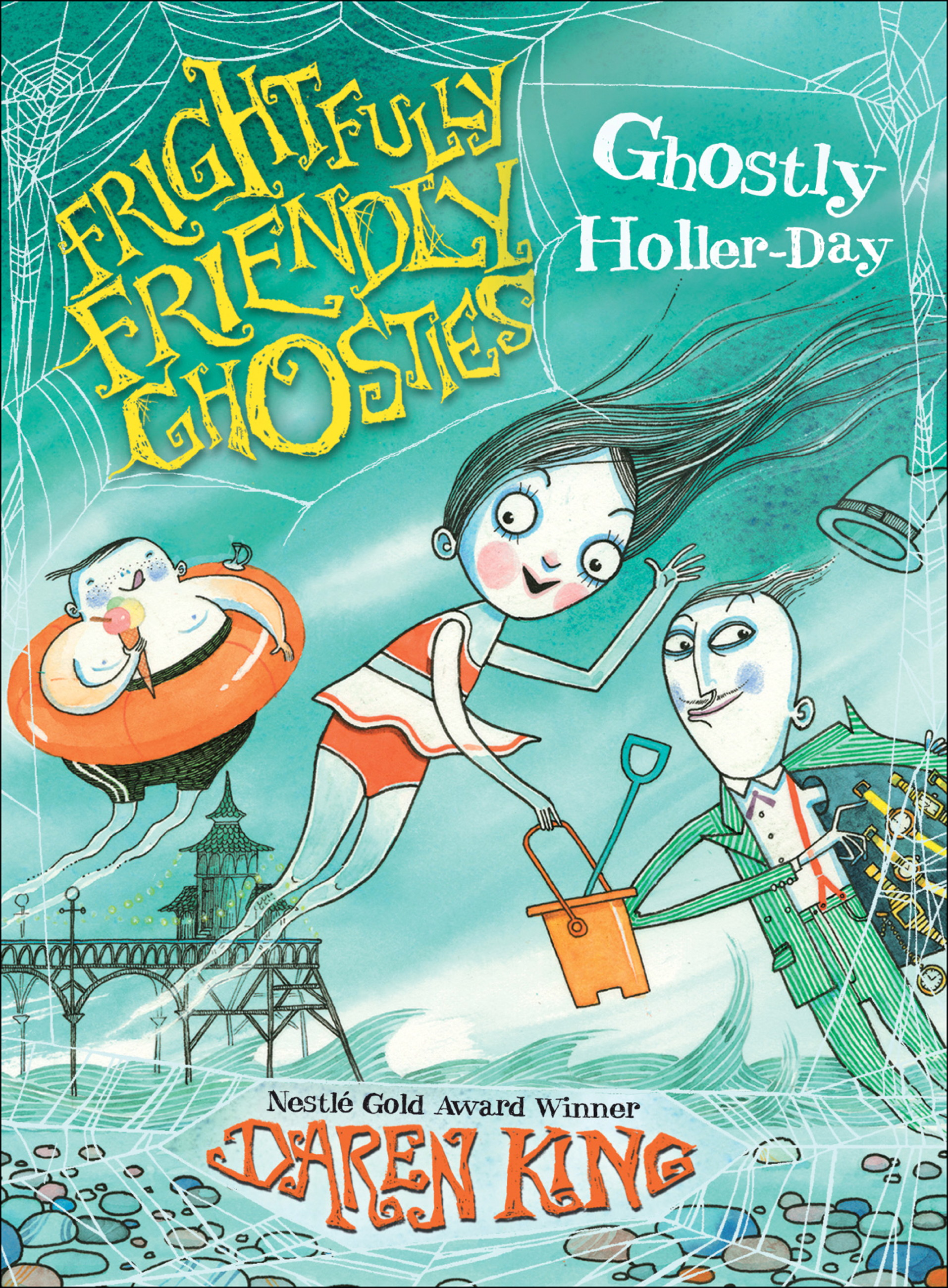 Ghostly Holler-Day