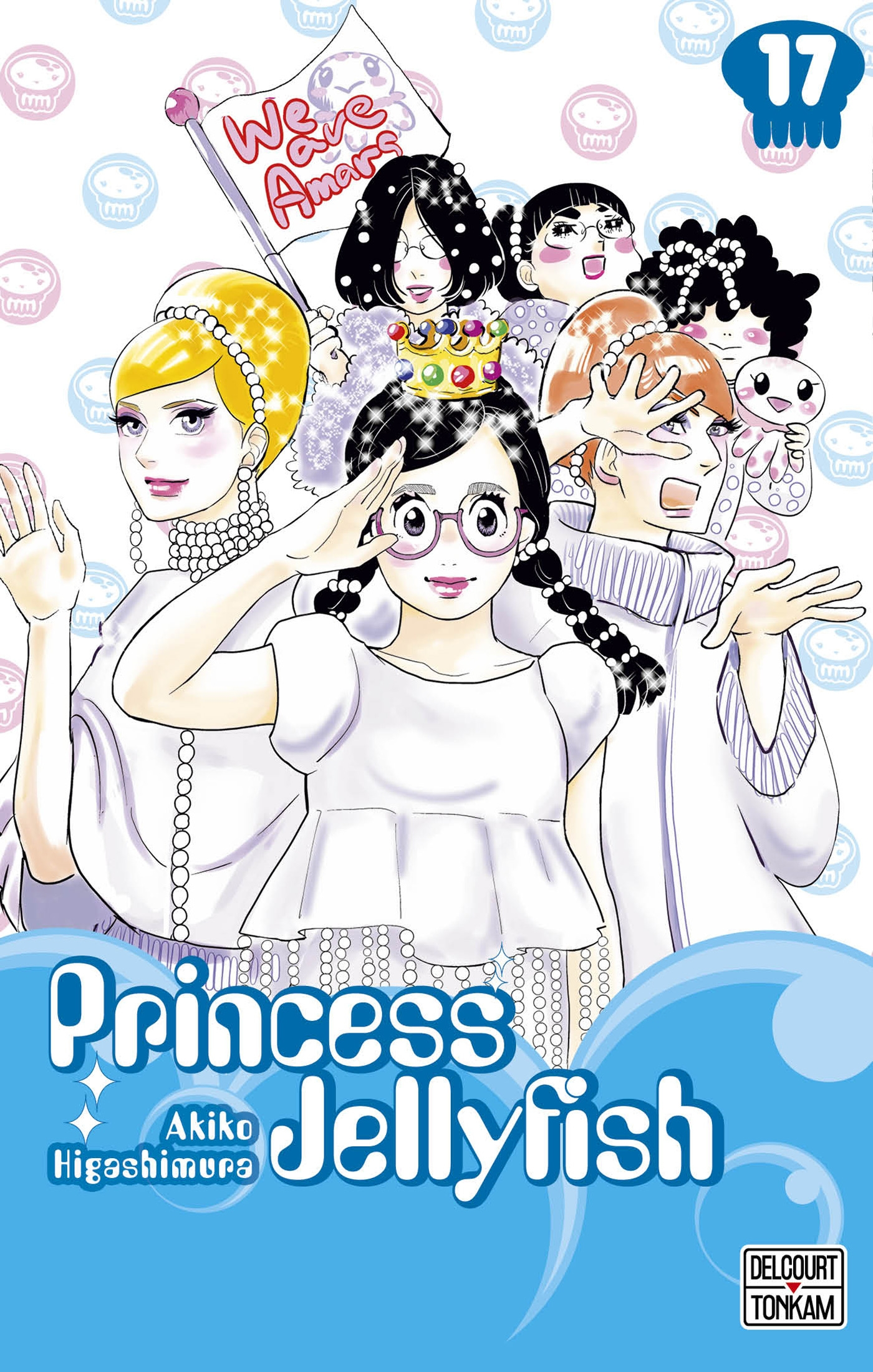 Princess Jellyfish T17