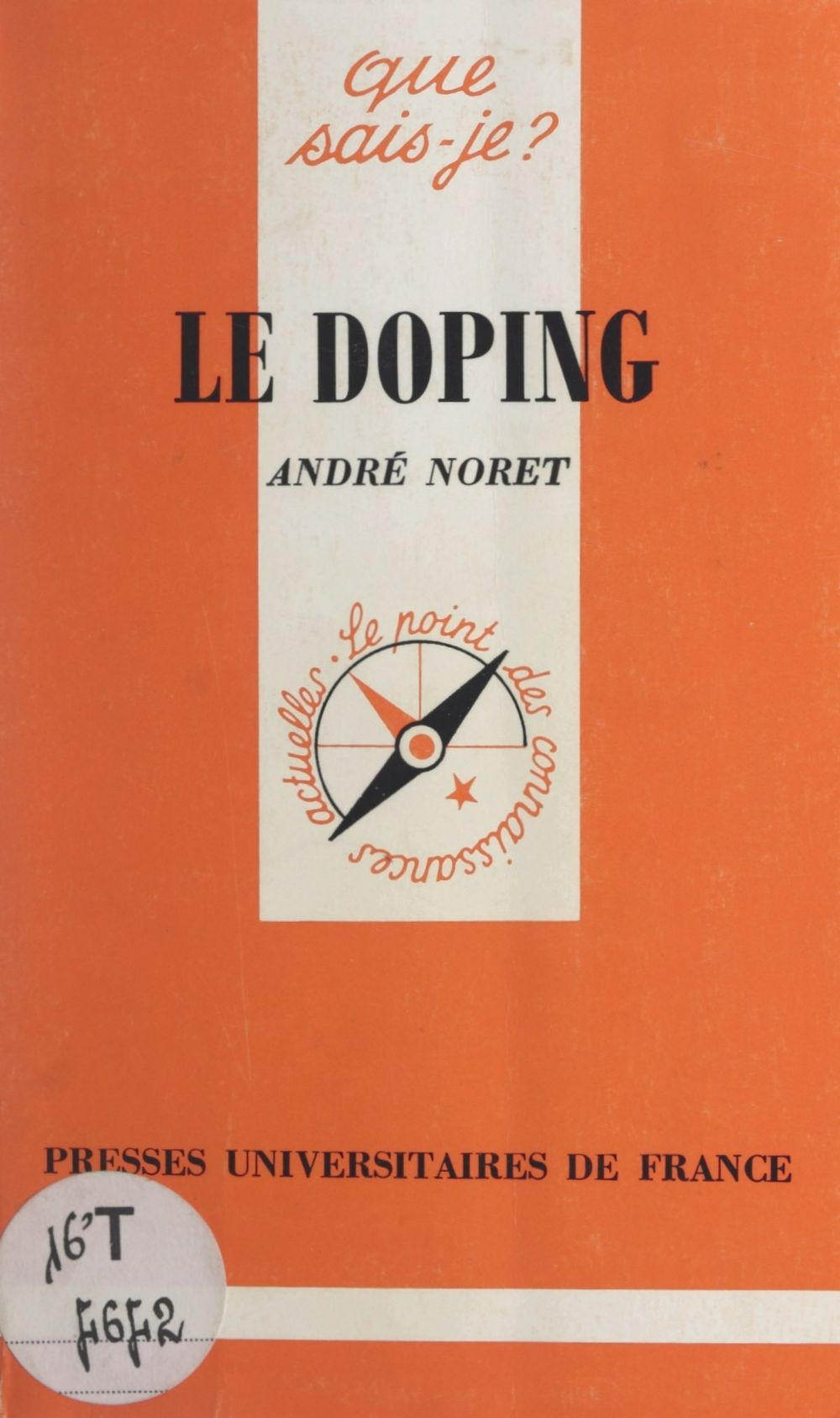 Le doping
