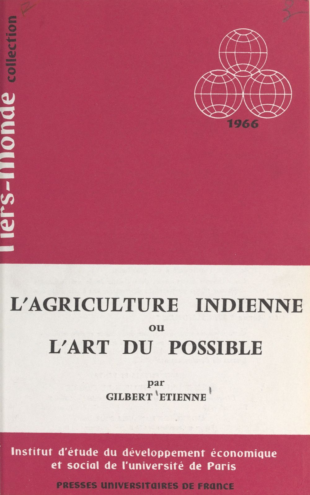 L'agriculture indienne