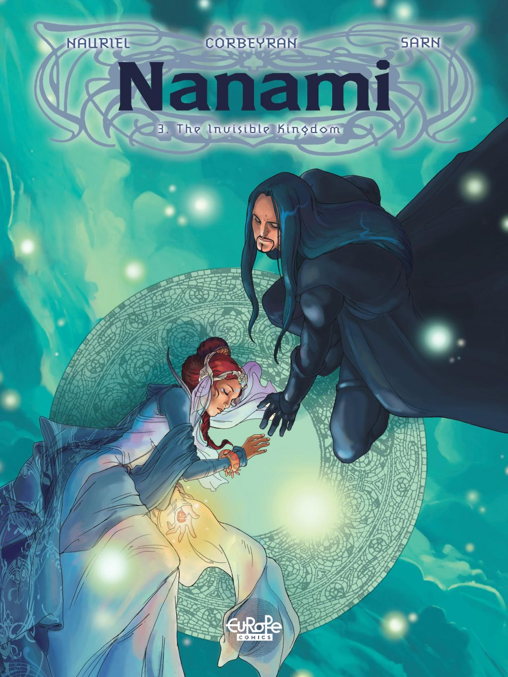 Nanami - Volume 3 - The Invisible Kingdom