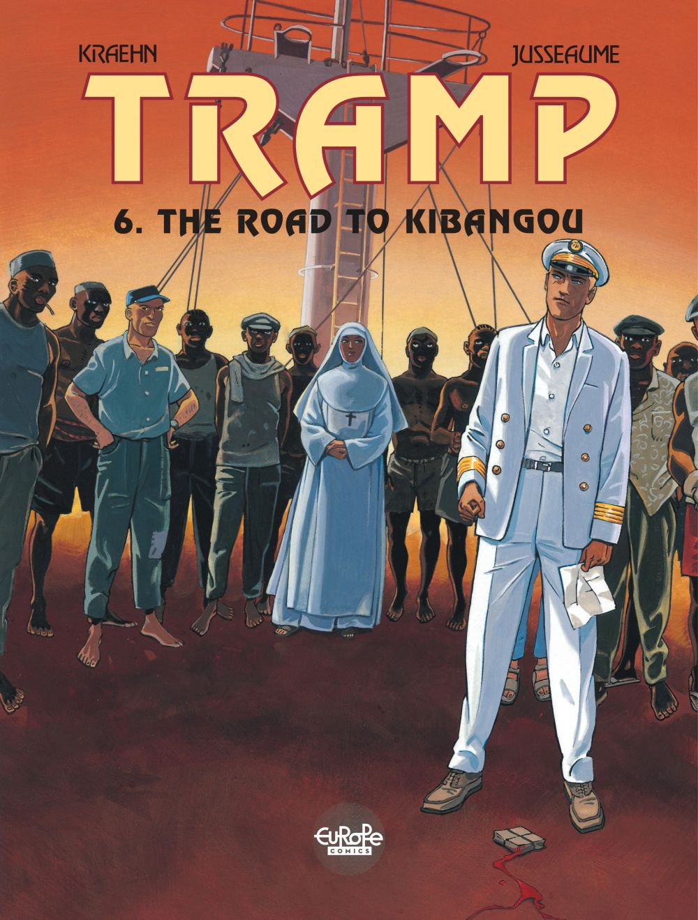 Tramp 6 - Volume - The Road to Kibangou