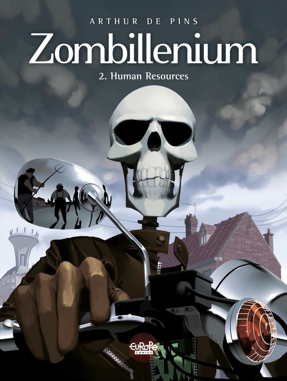Zombillenium - Volulme 2 - Human Resources