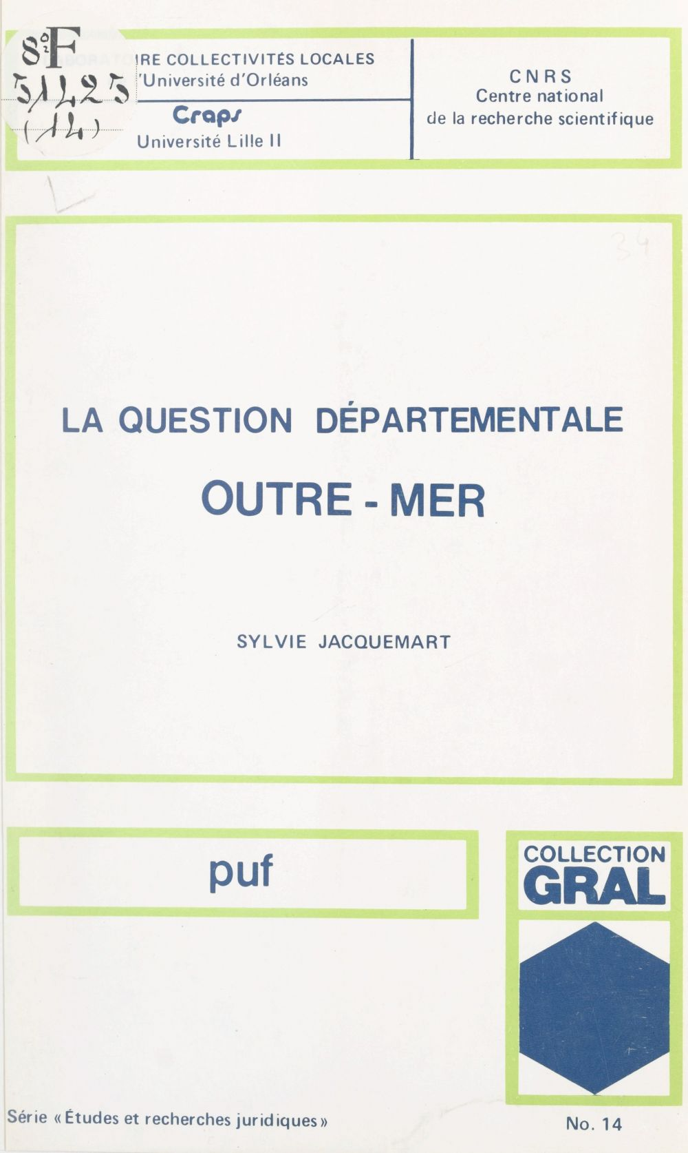 La question départementale outre-mer