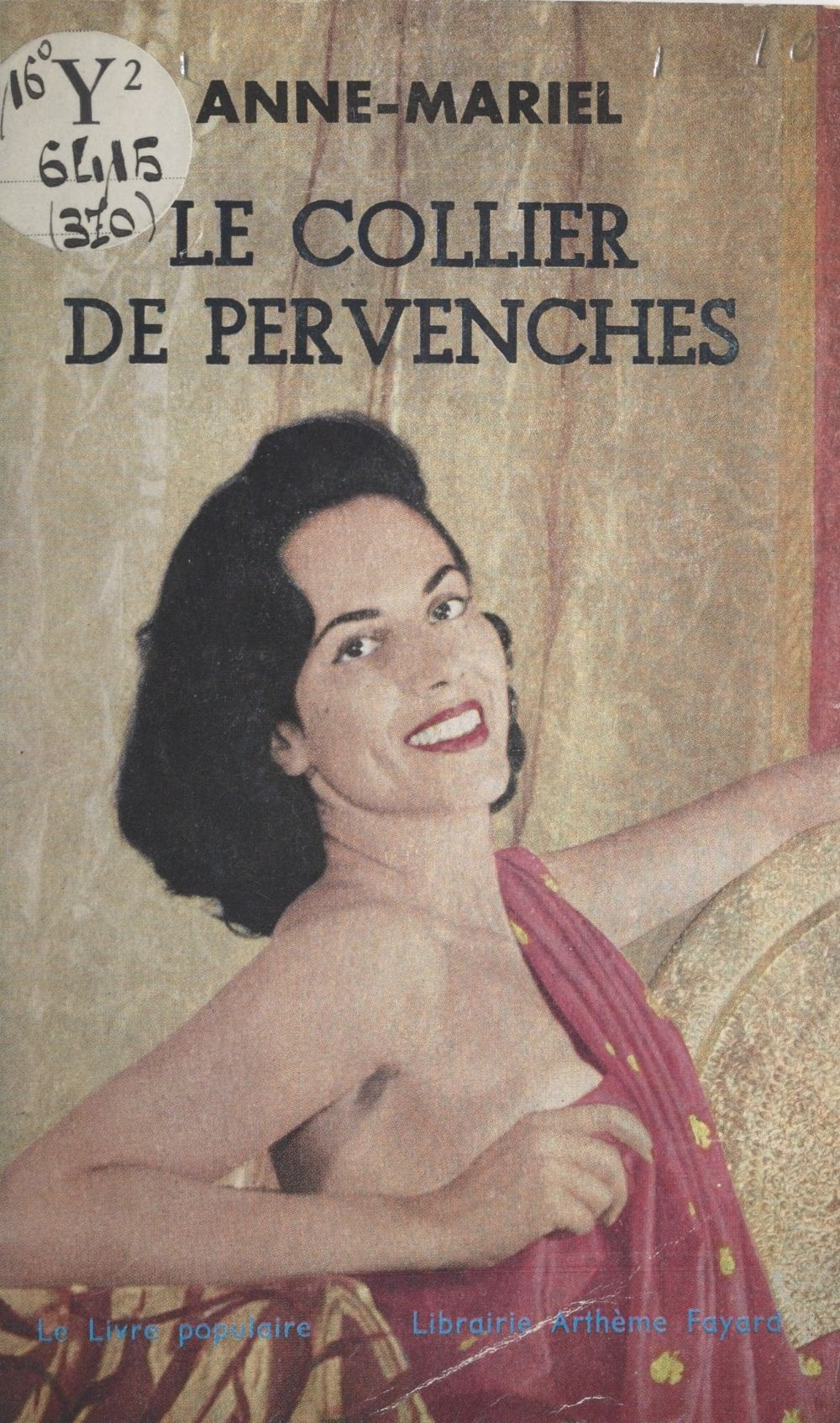 Le collier de pervenches