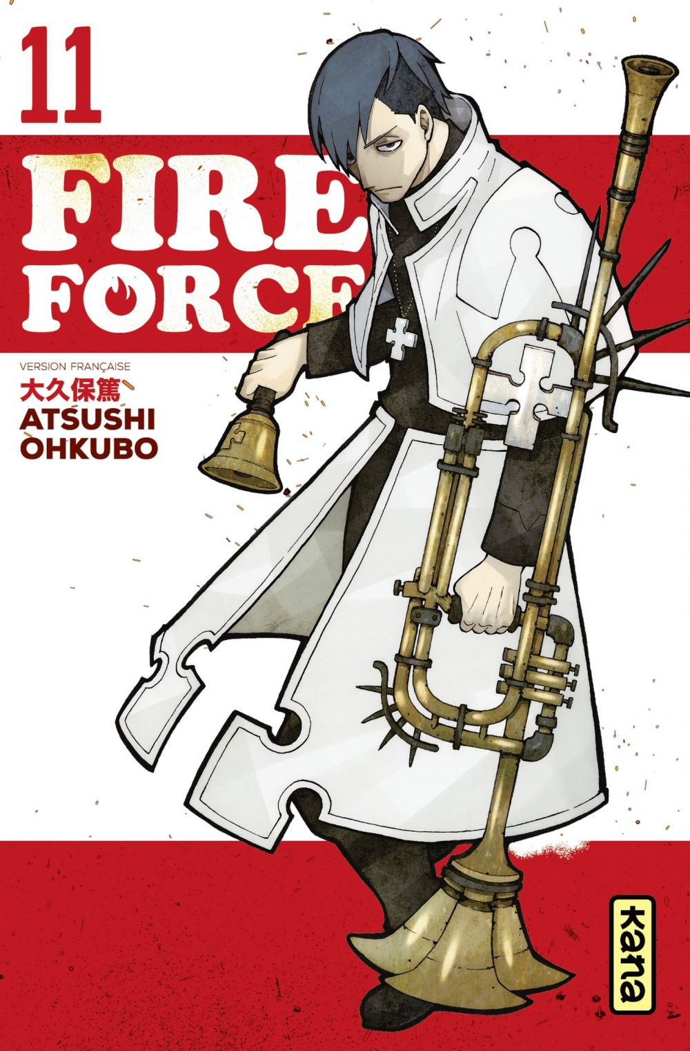Fire Force - Tome 11