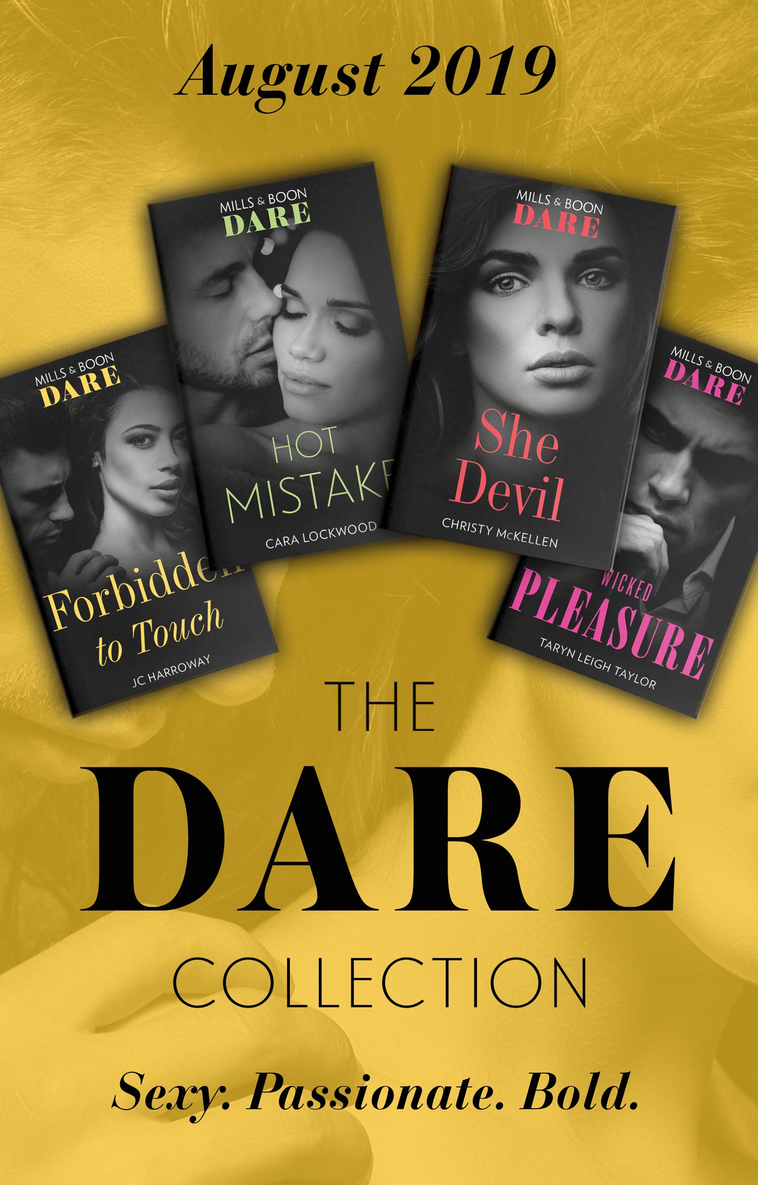 The Dare Collection August 2019