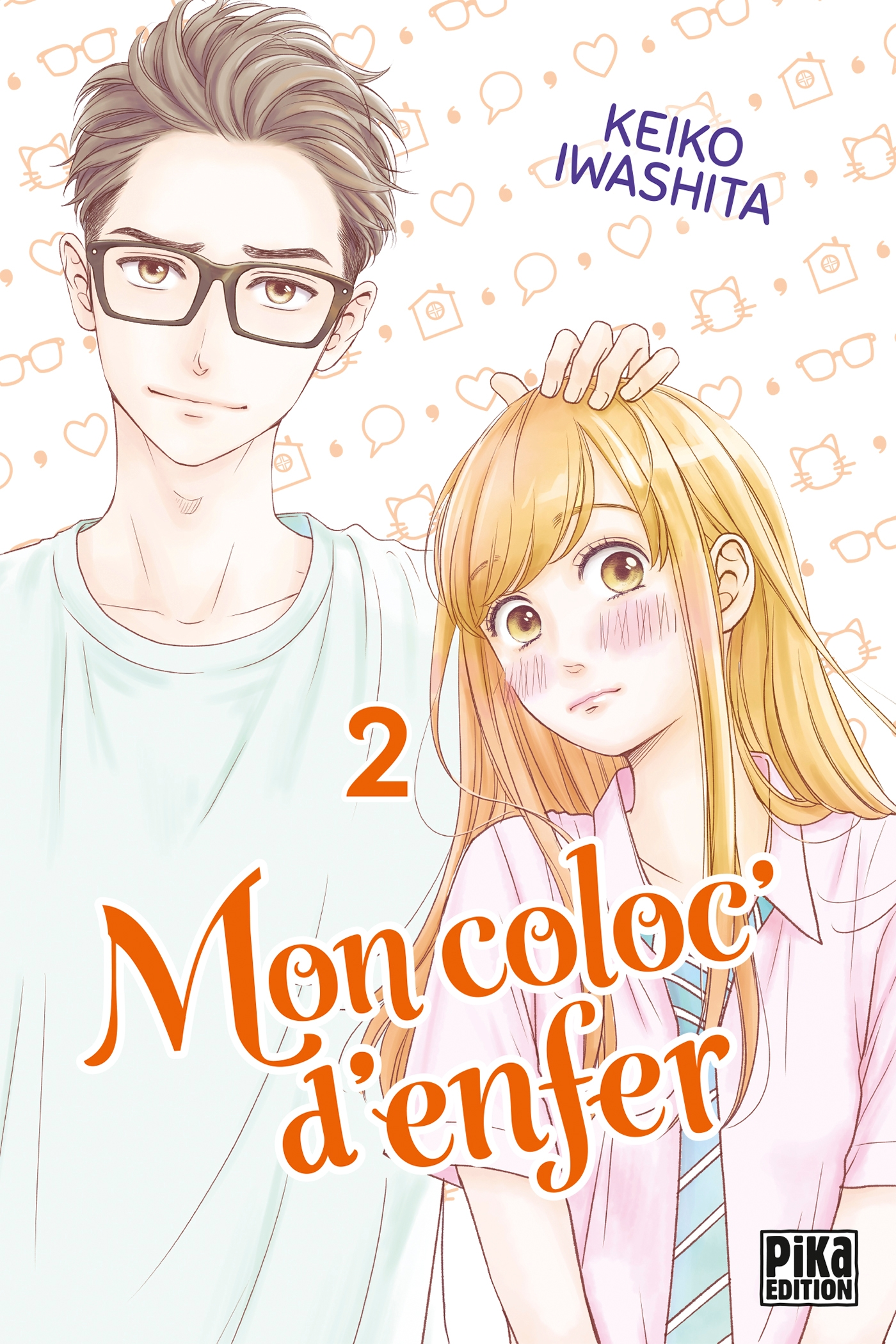 Image de couverture (Mon coloc' d'enfer T02)