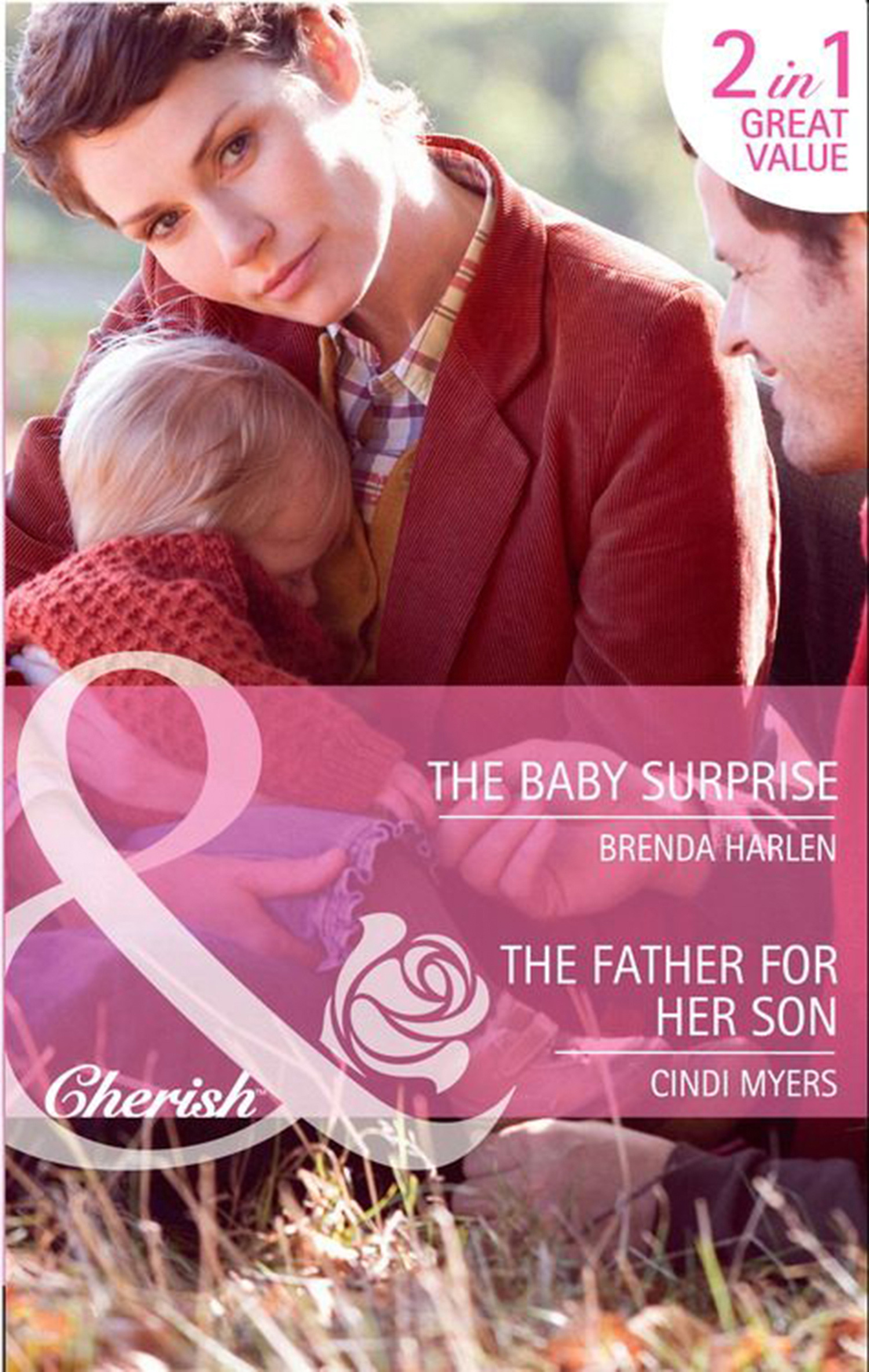 The Baby Surprise / The Father for Her Son