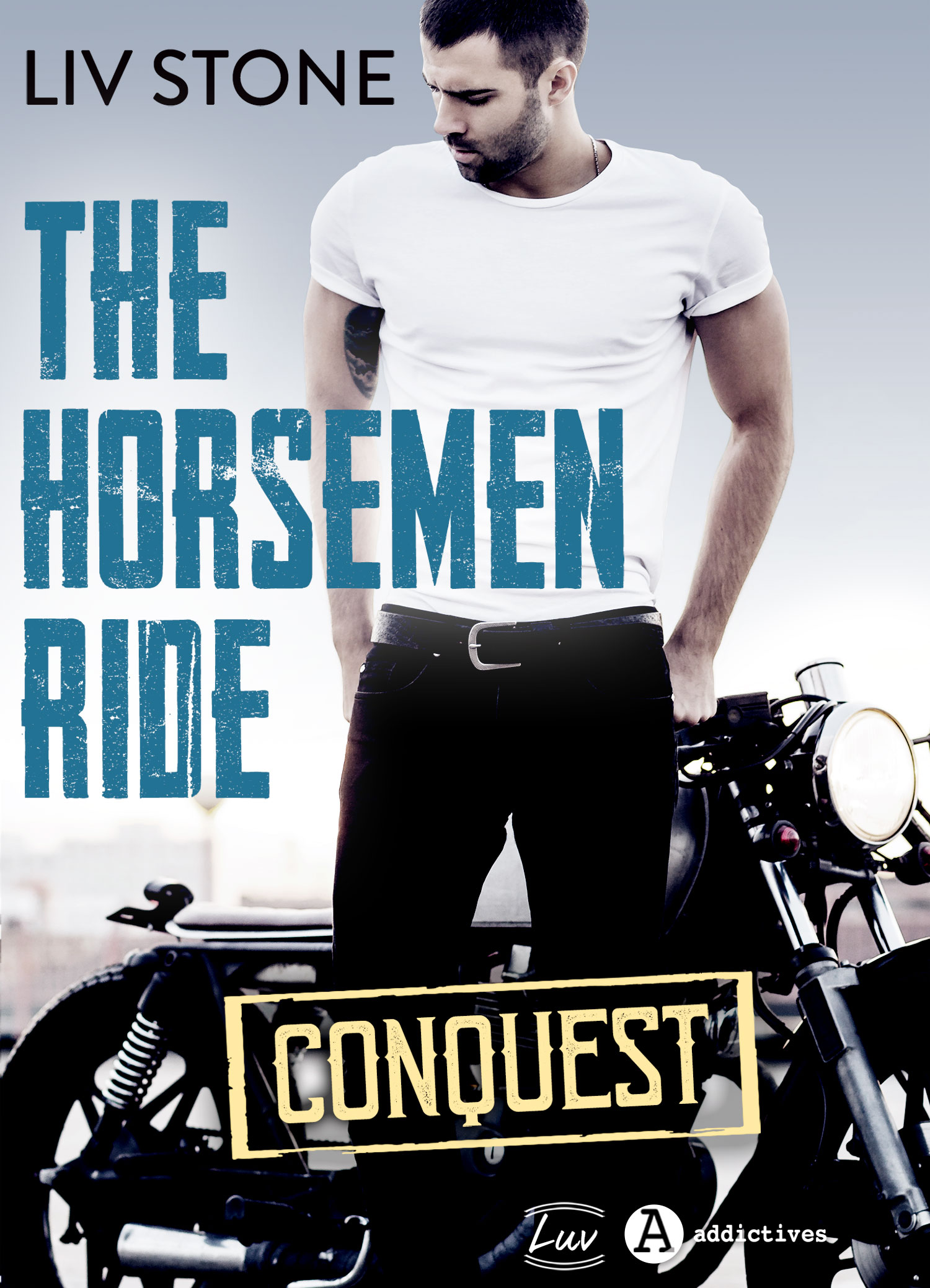 The Horsemen Ride - Conquest