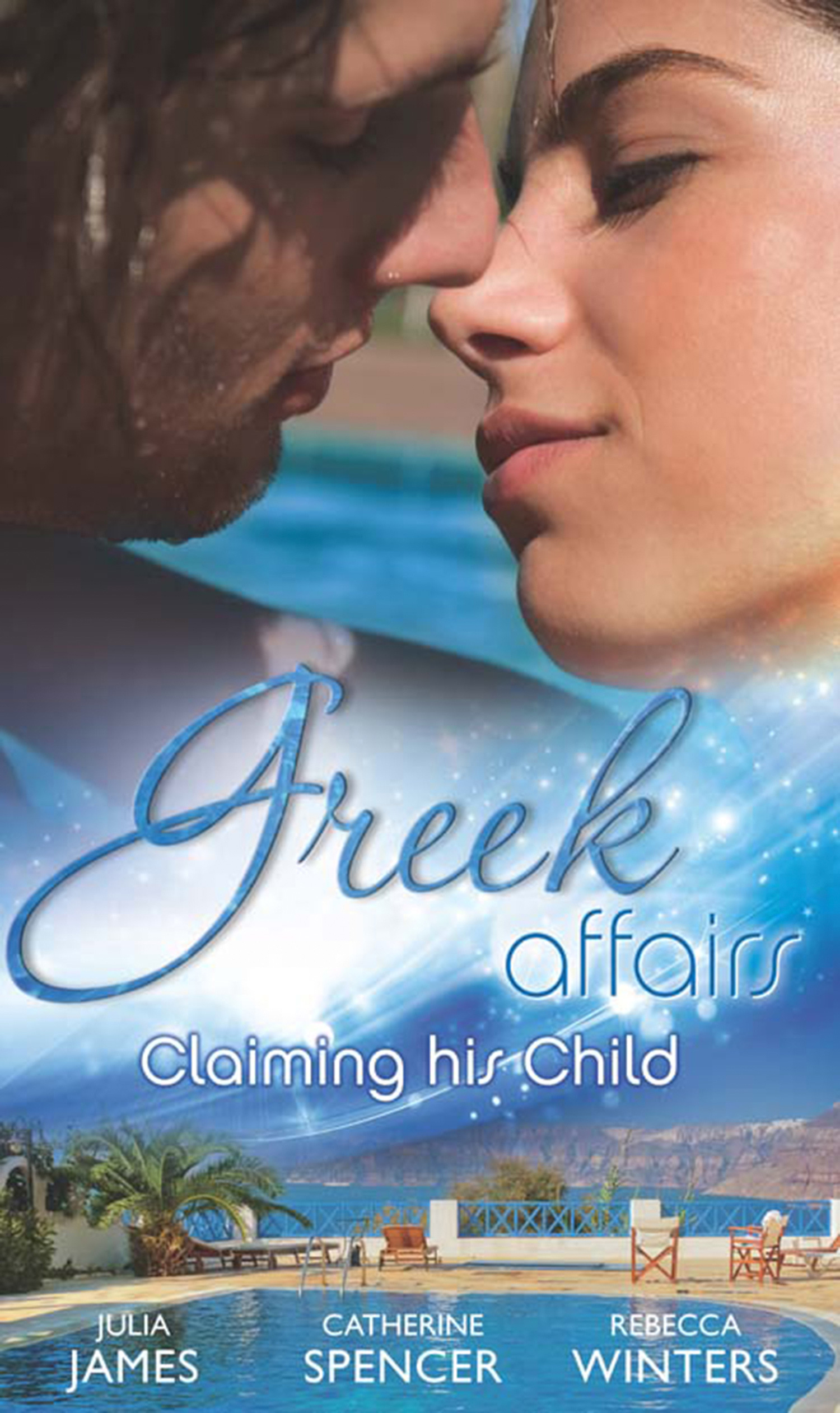 Greek Affairs: Claiming His Child