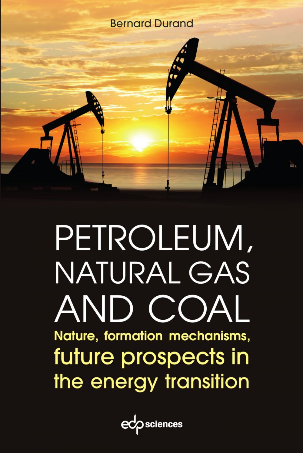 Petroleum, natural gas and coal