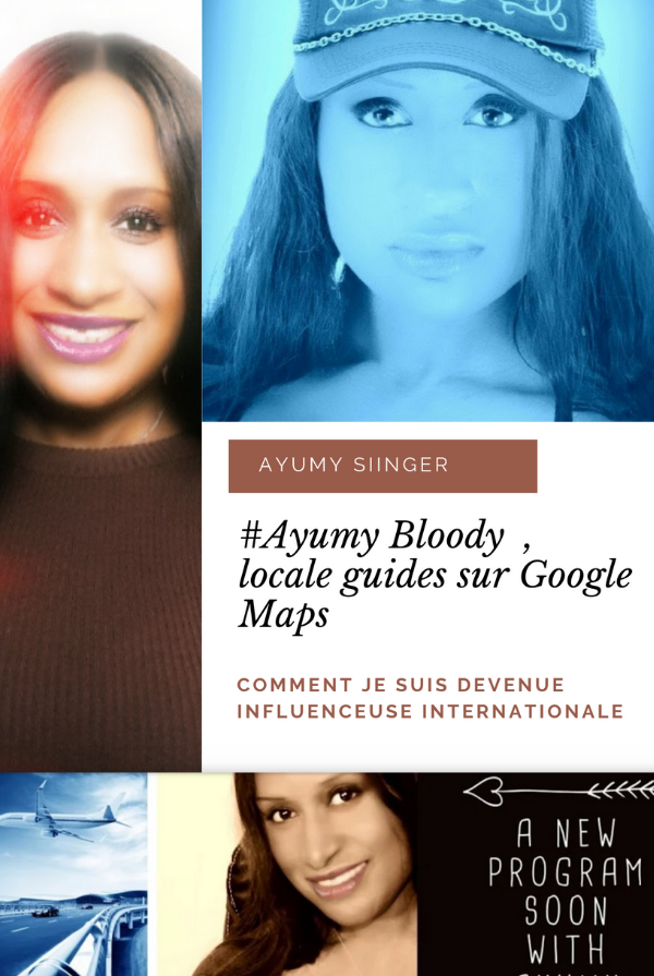 #Ayumy Boody locale guides sur Google