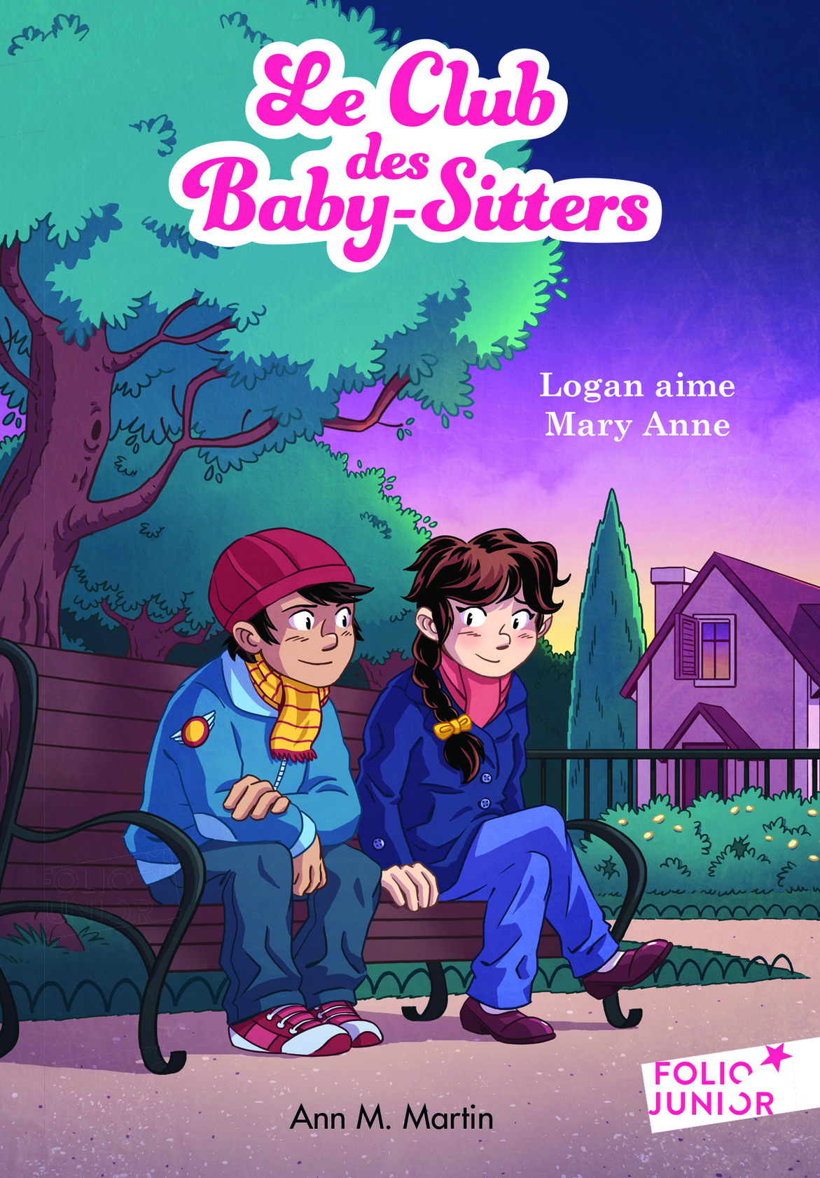 Le Club des Baby-Sitters (Tome 10) - Logan aime Mary Anne