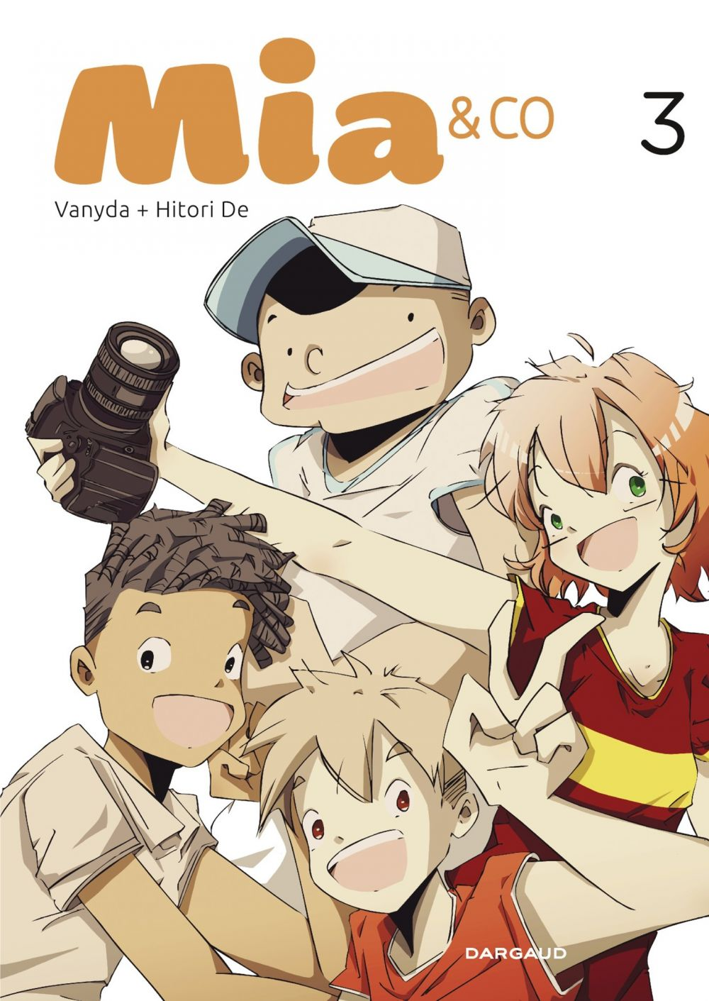 Mia & Co  - Tome 3