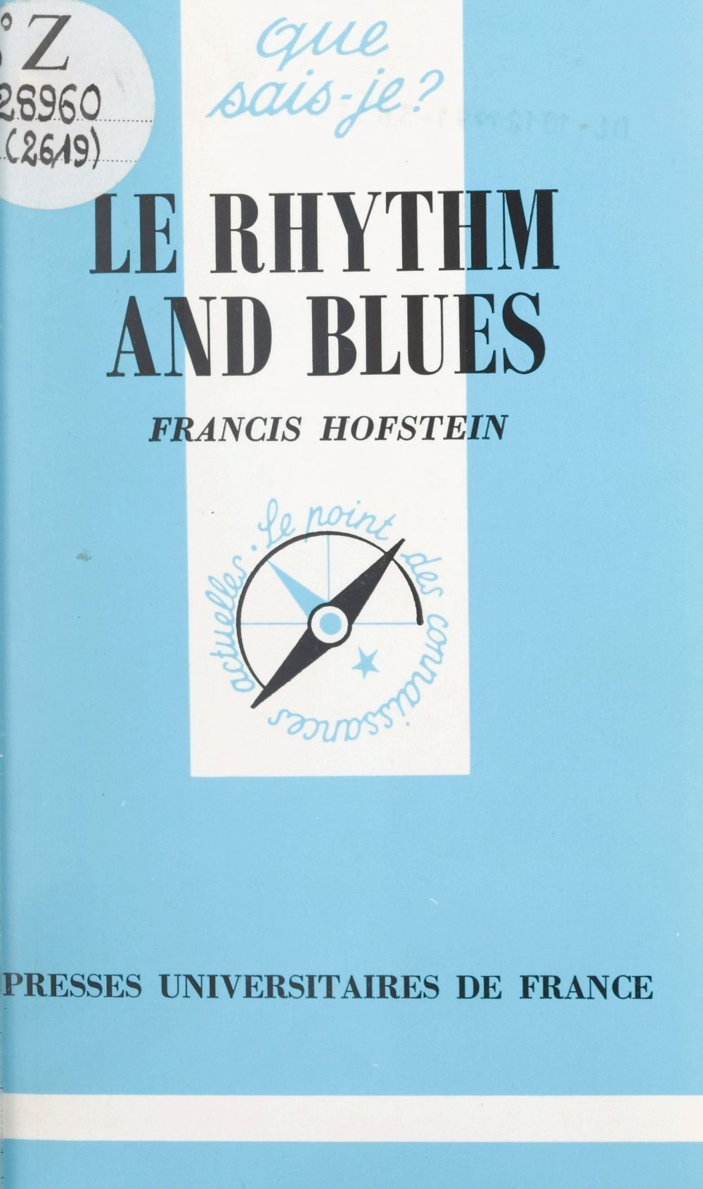 Le rhythm and blues