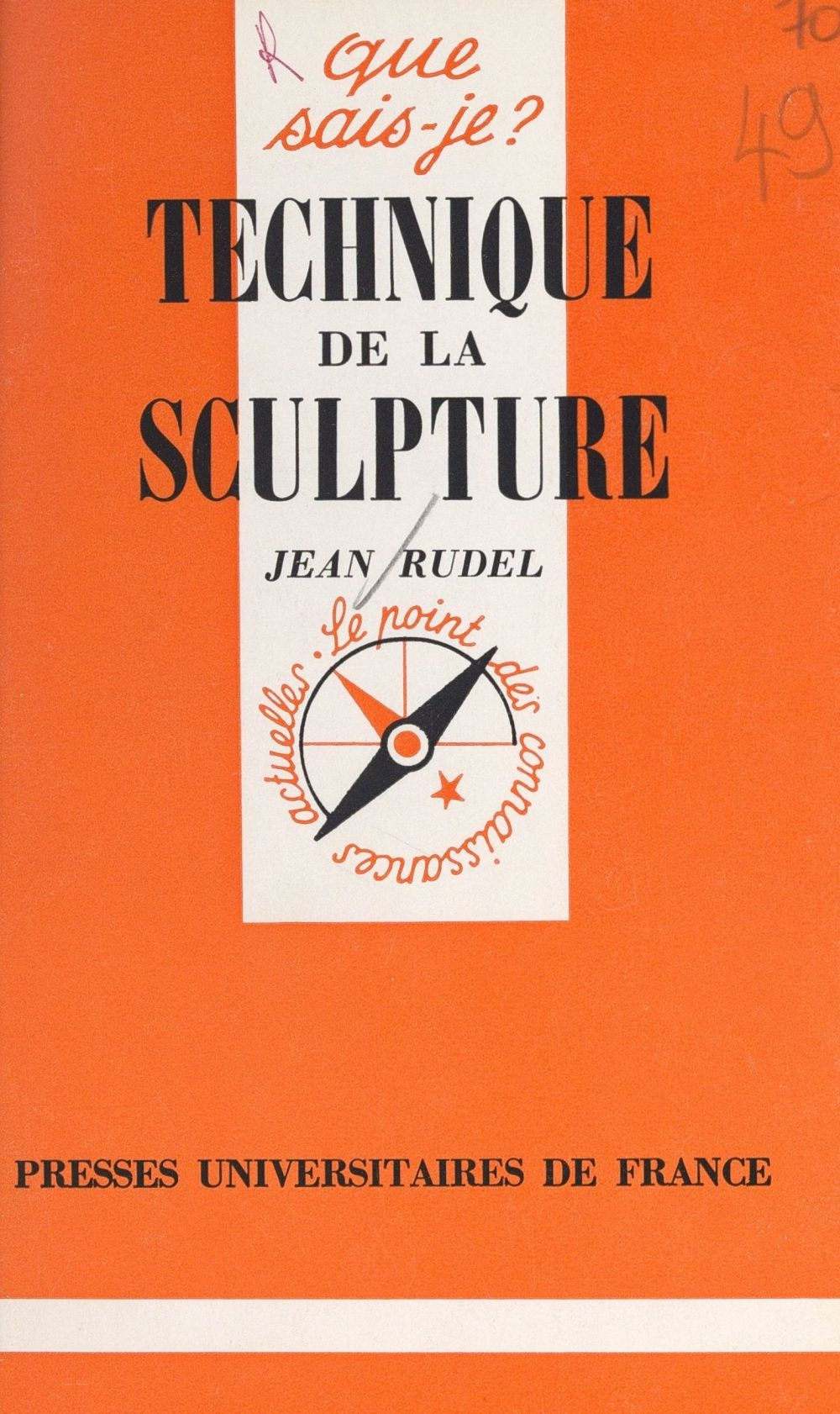 Technique de la sculpture