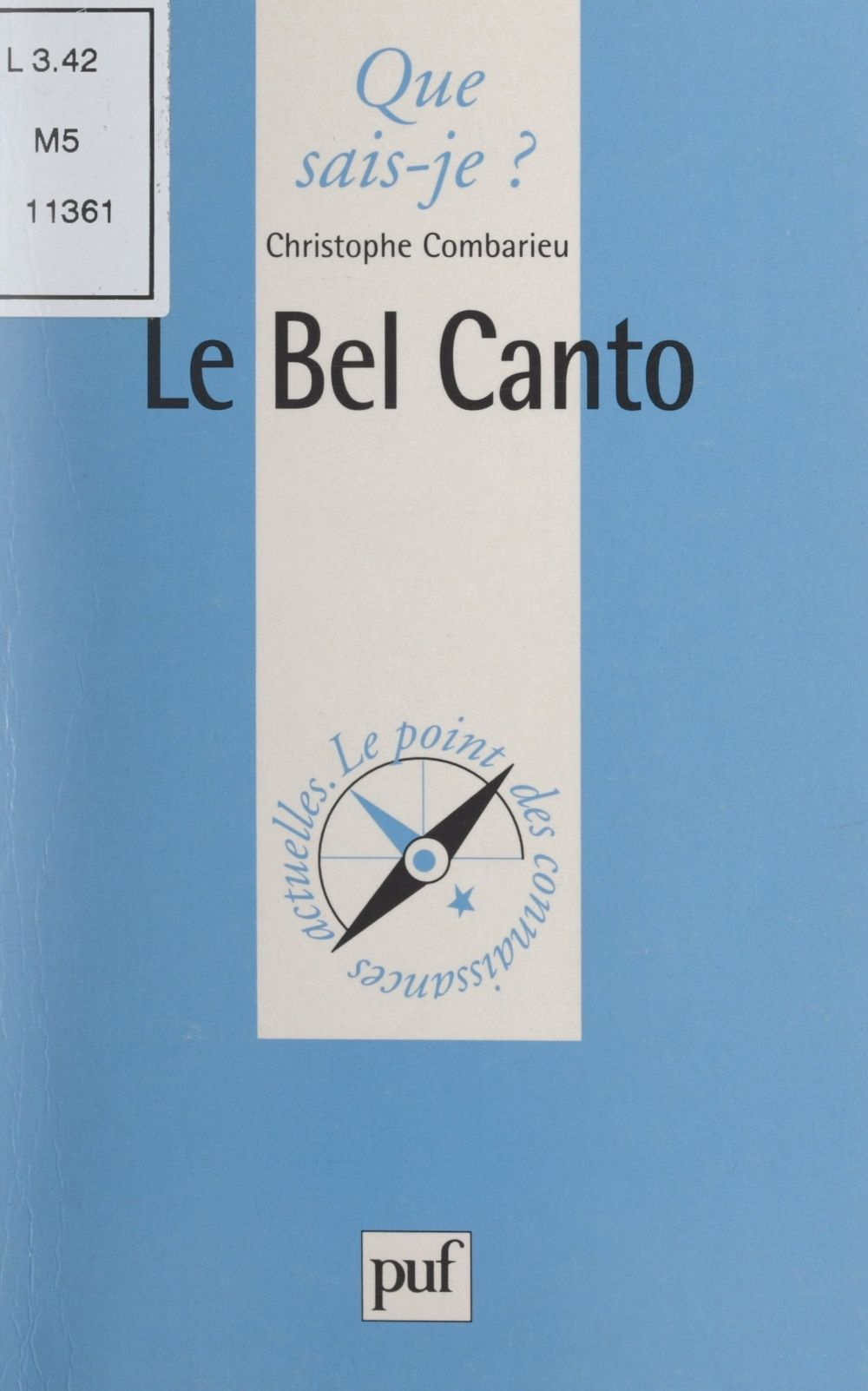 Le Bel Canto