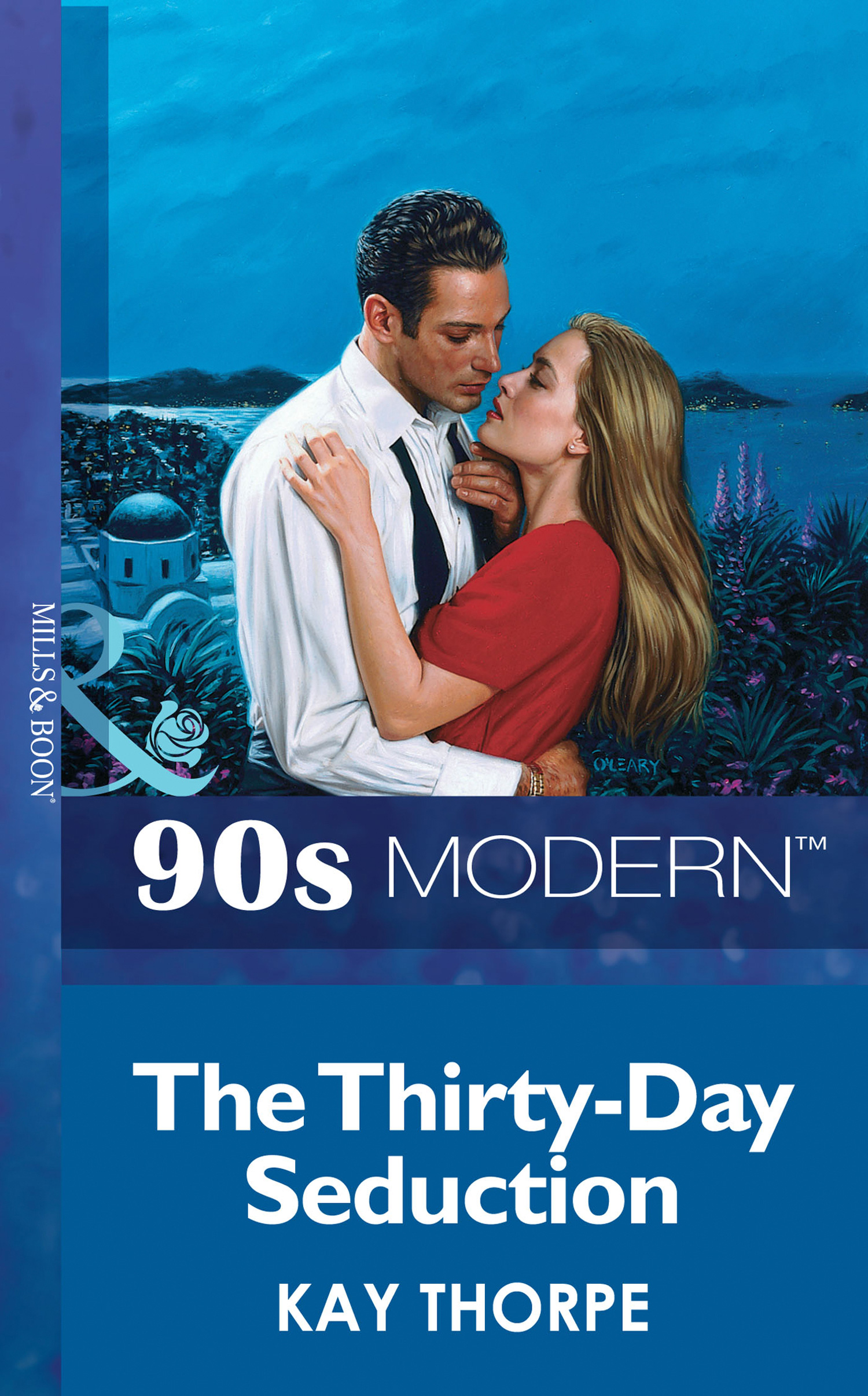 The Thirty-Day Seduction