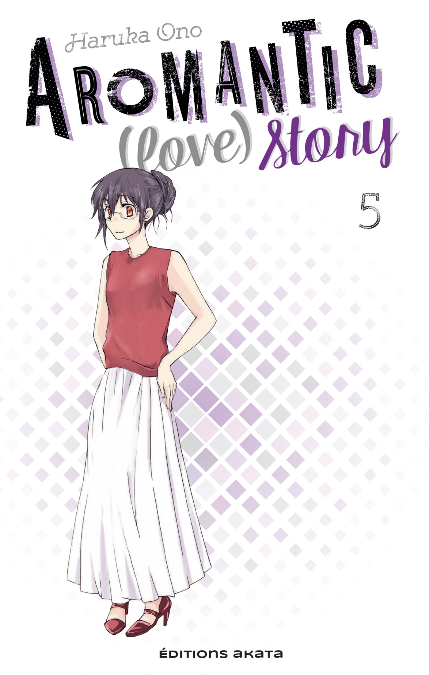 Aromantic (Love) Story - tome 5