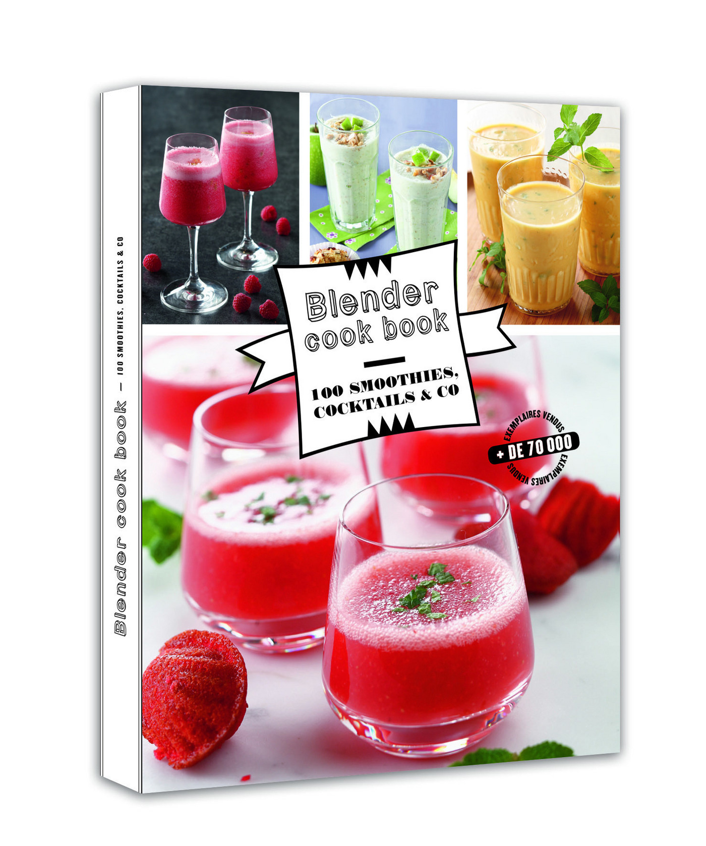 Blender cook book 100 smoothies, cocktails &co