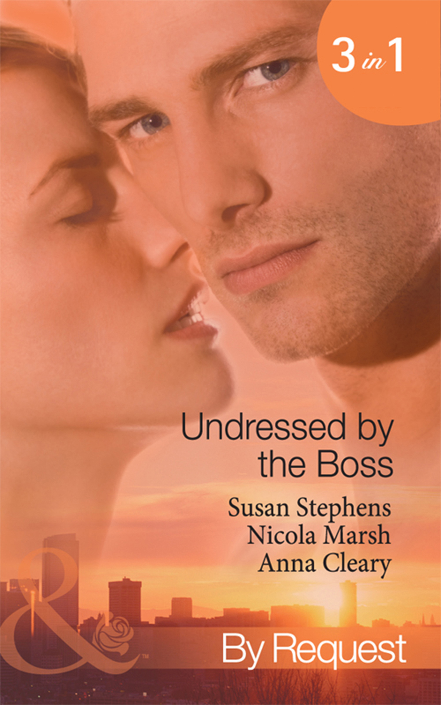 Undressed by the Boss