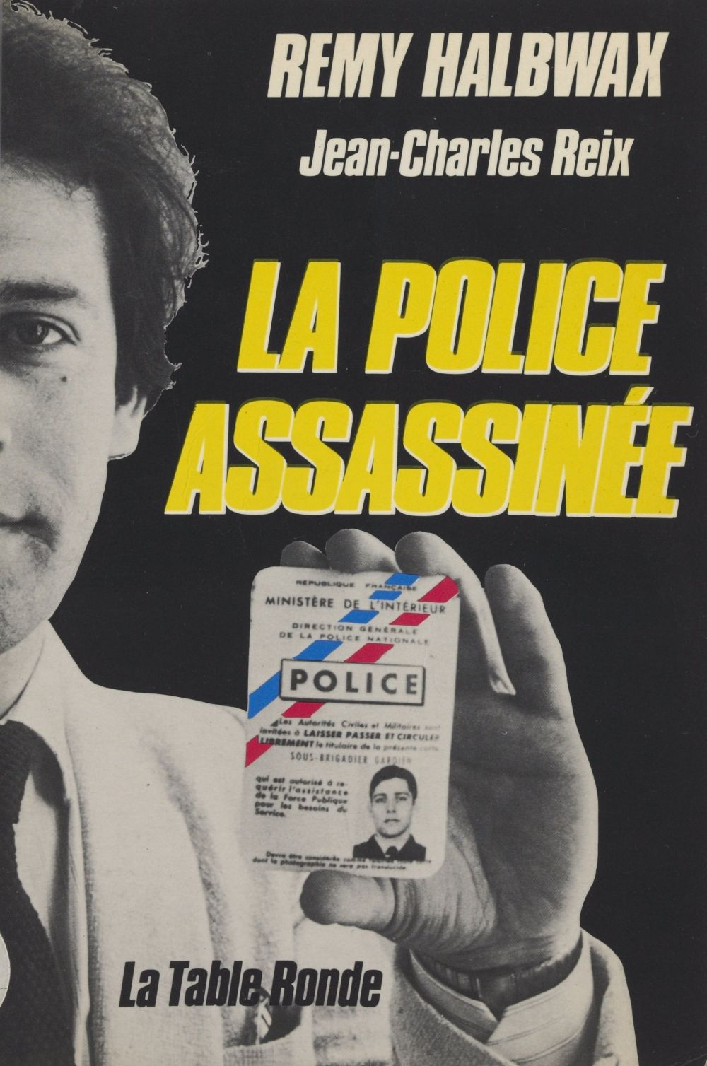 La police assassinée