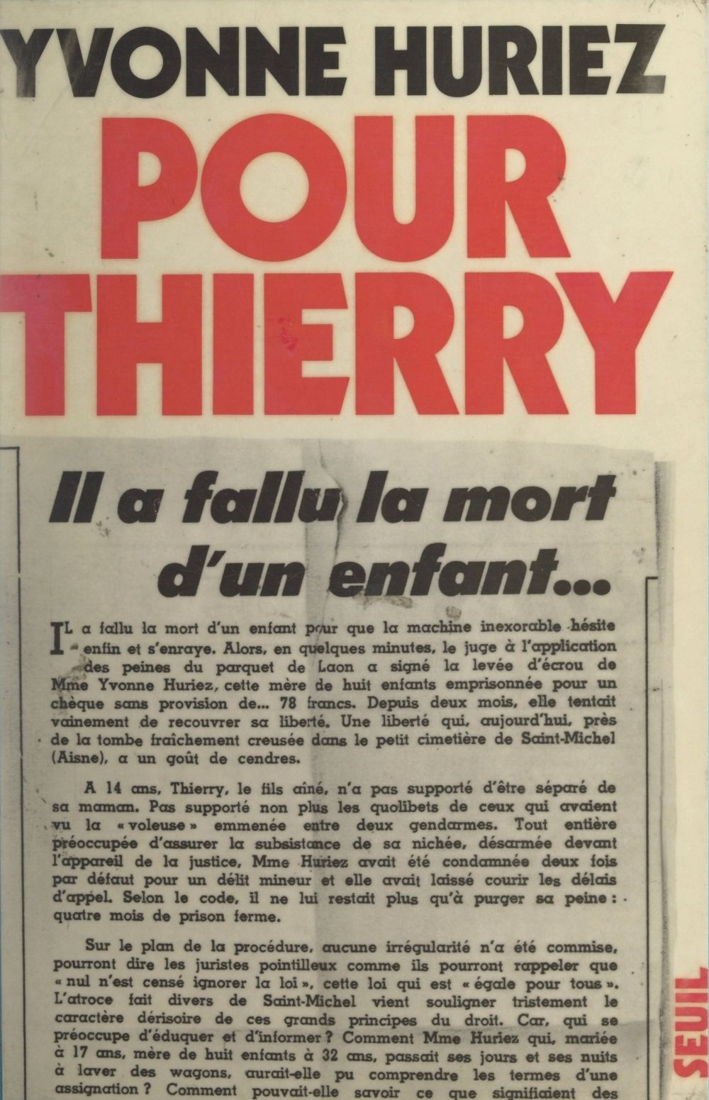 Pour Thierry