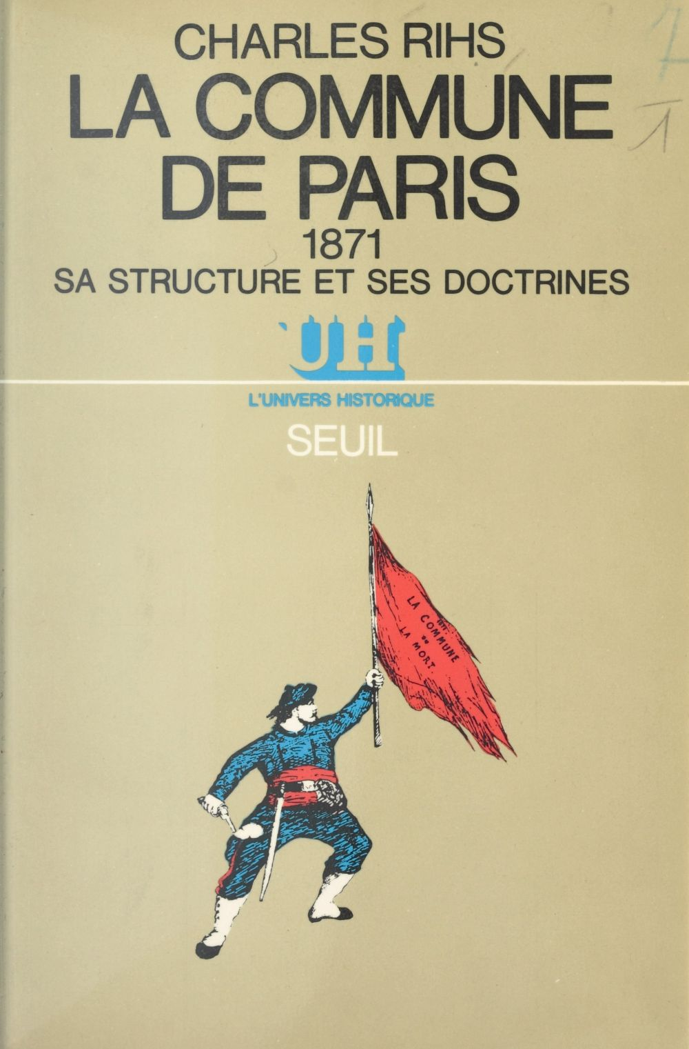 La Commune de Paris, 1871