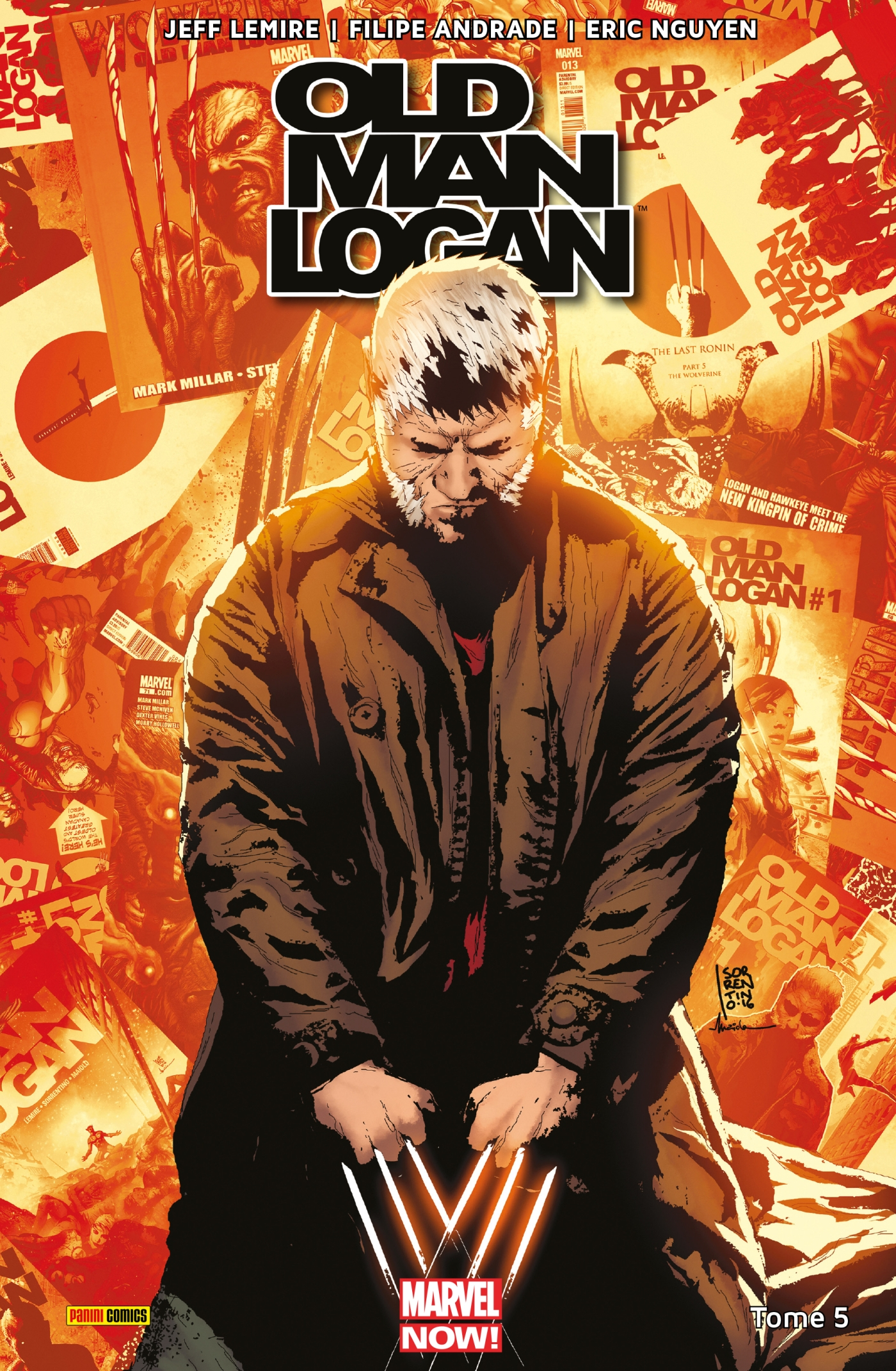 Old man Logan T05