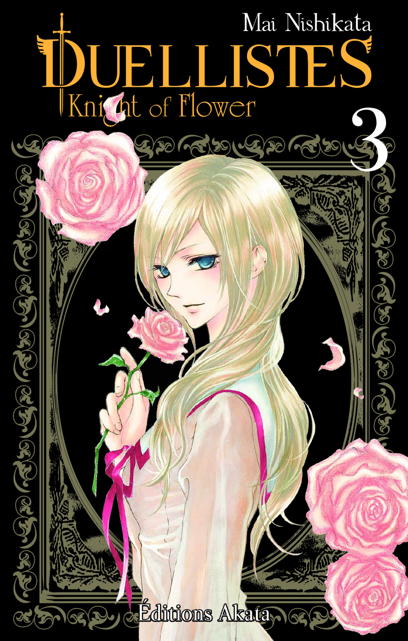 Duellistes, Knight of Flower - tome 3