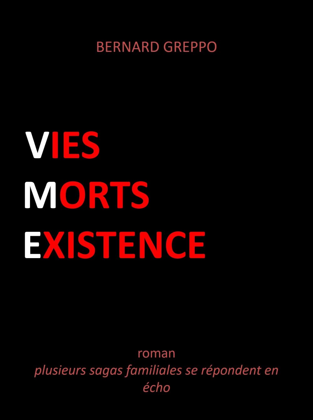 Vies Morts Existence