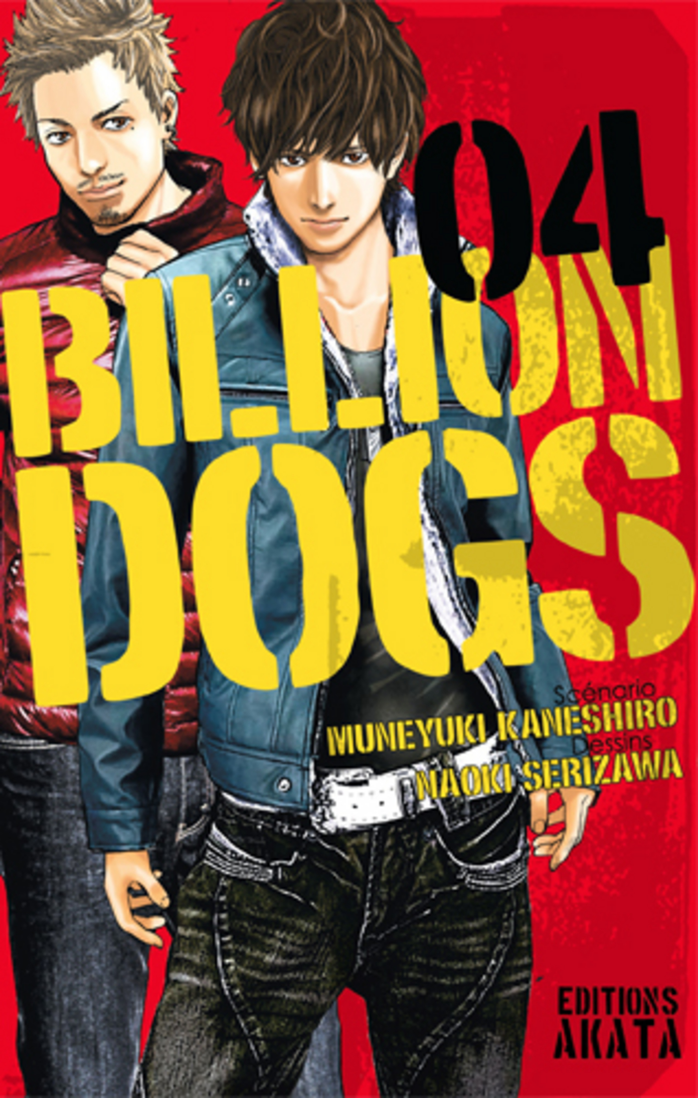 Billion Dogs - tome 4