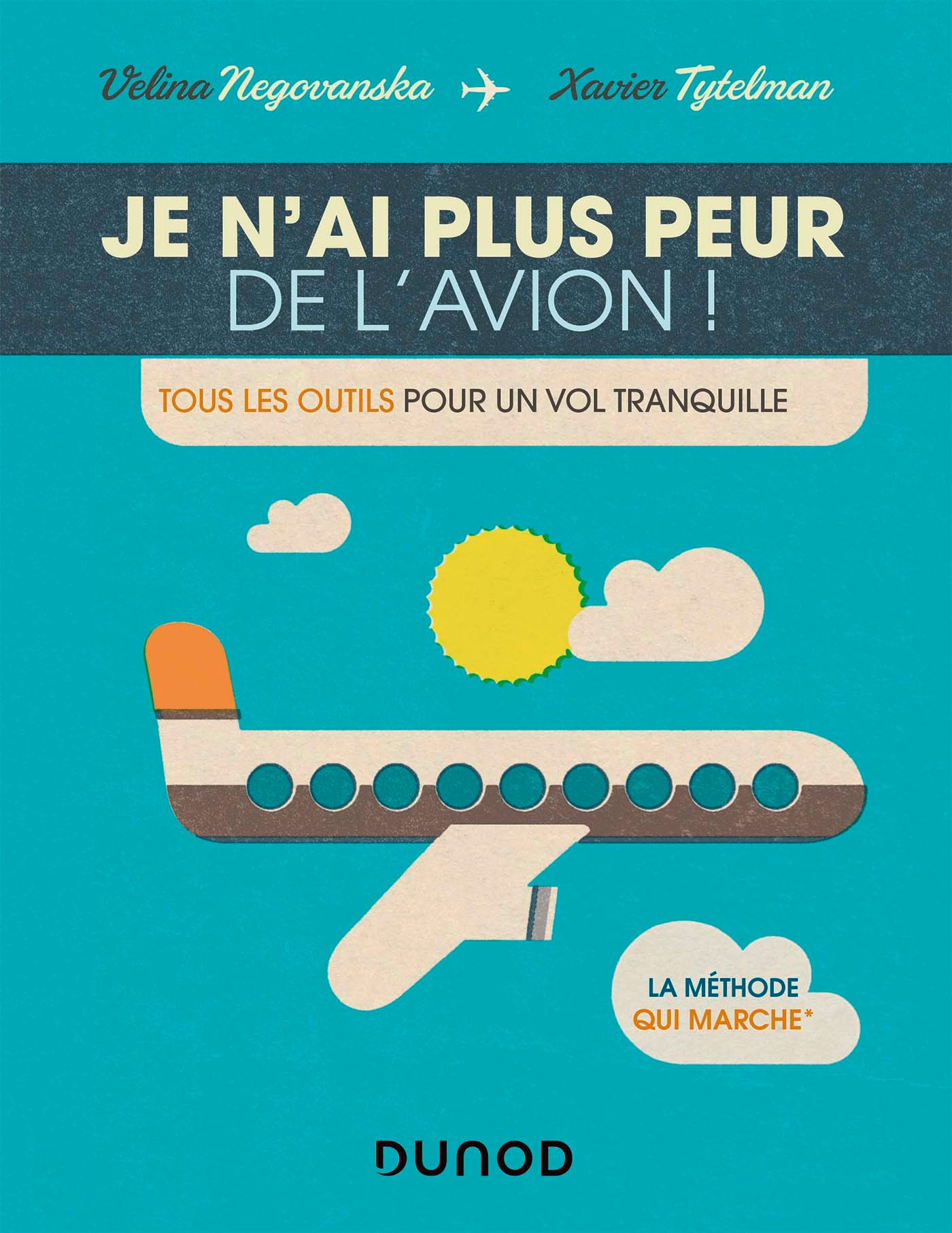 Je n'ai plus peur de l'avion !