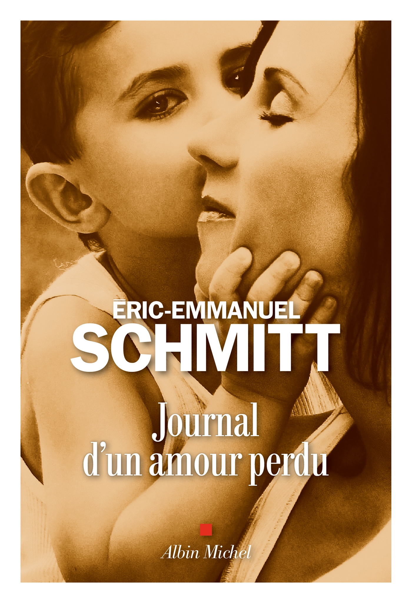Cover image (Journal d'un amour perdu)