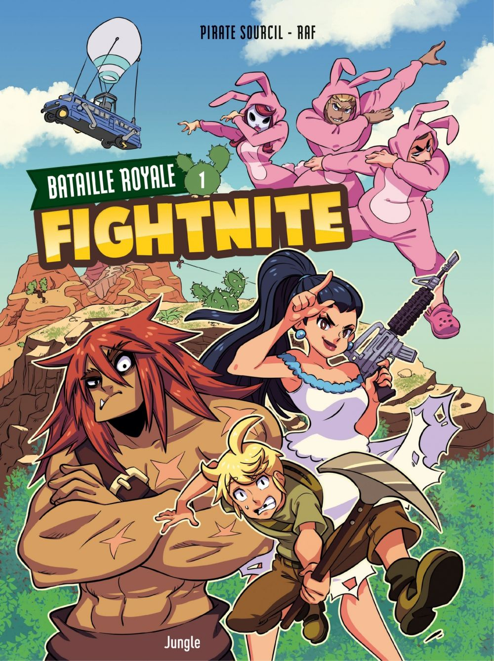 Fighnite - Tome 1