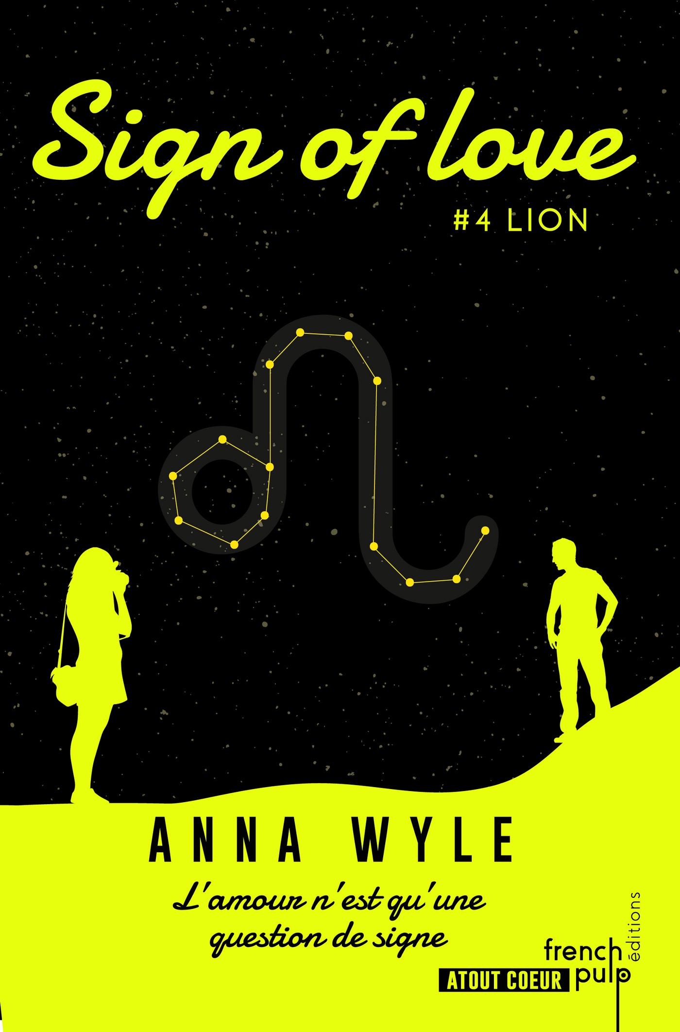 Sign of Love - tome 4 Lion