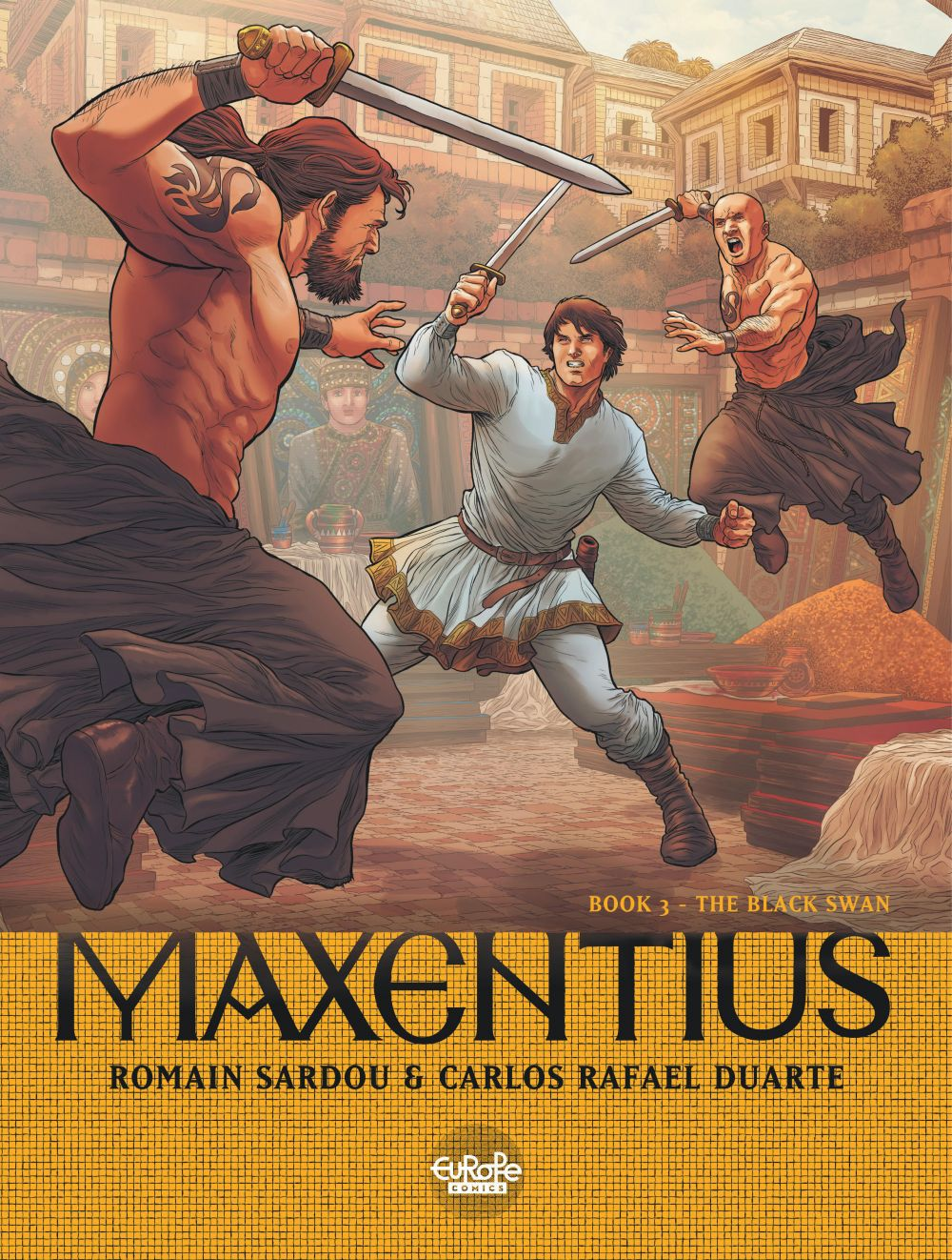 Maxentius - Volume 3 - The Black Swan