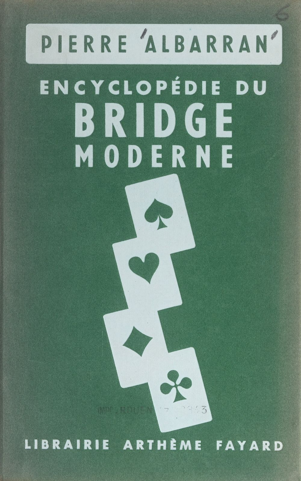 Encyclopédie du bridge moderne