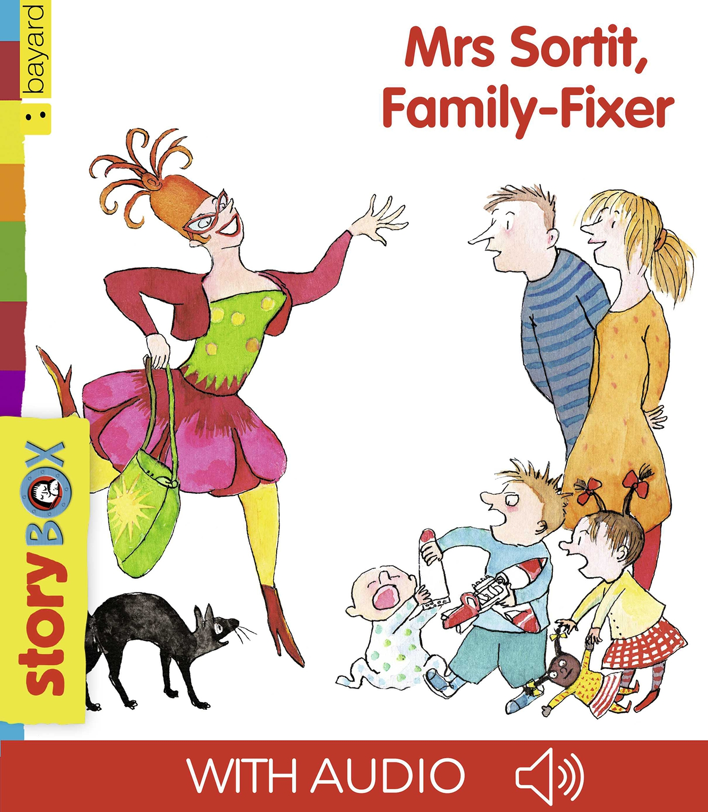 Mrs Sortit, Family-Fixer