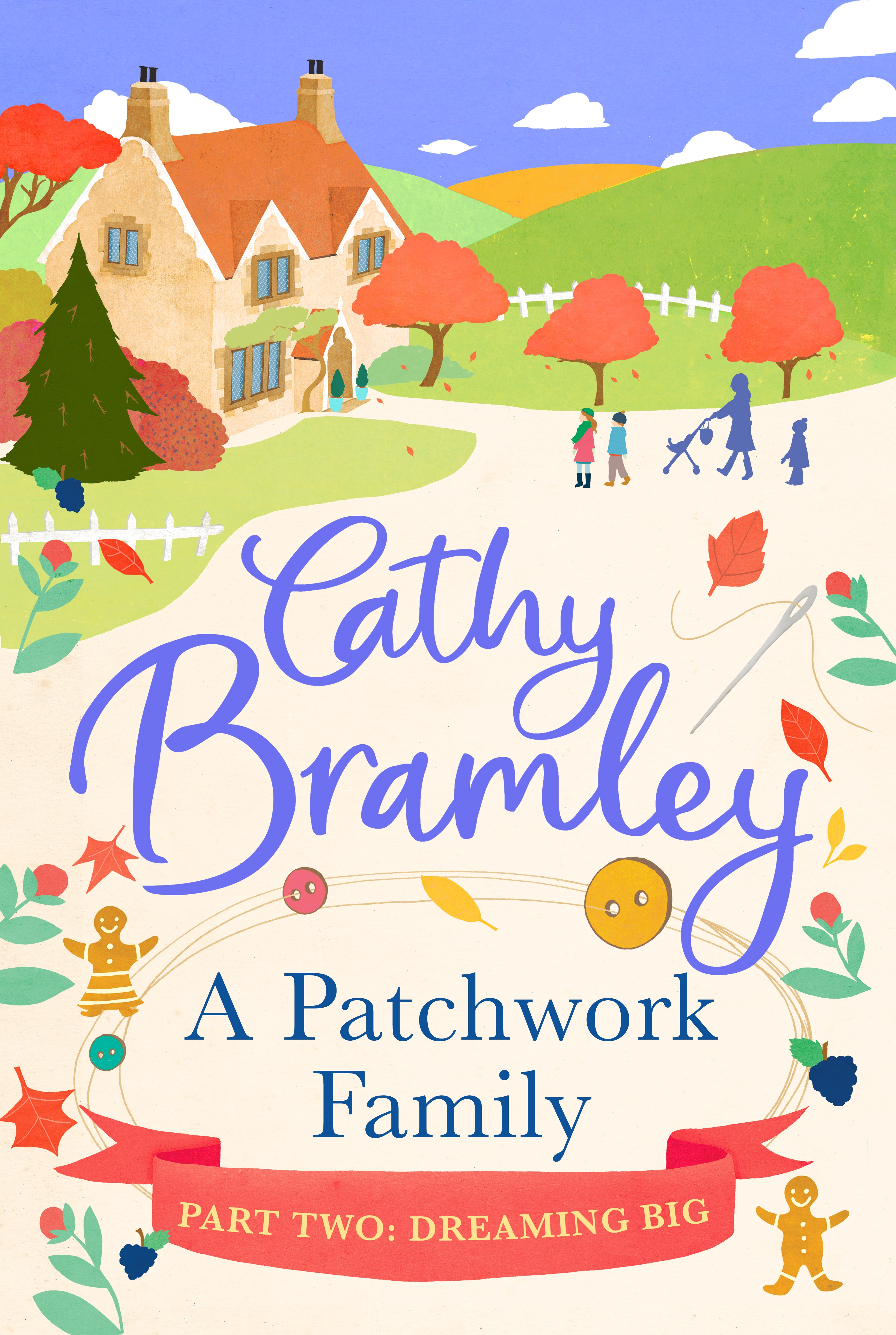 A Patchwork Family - Part Two